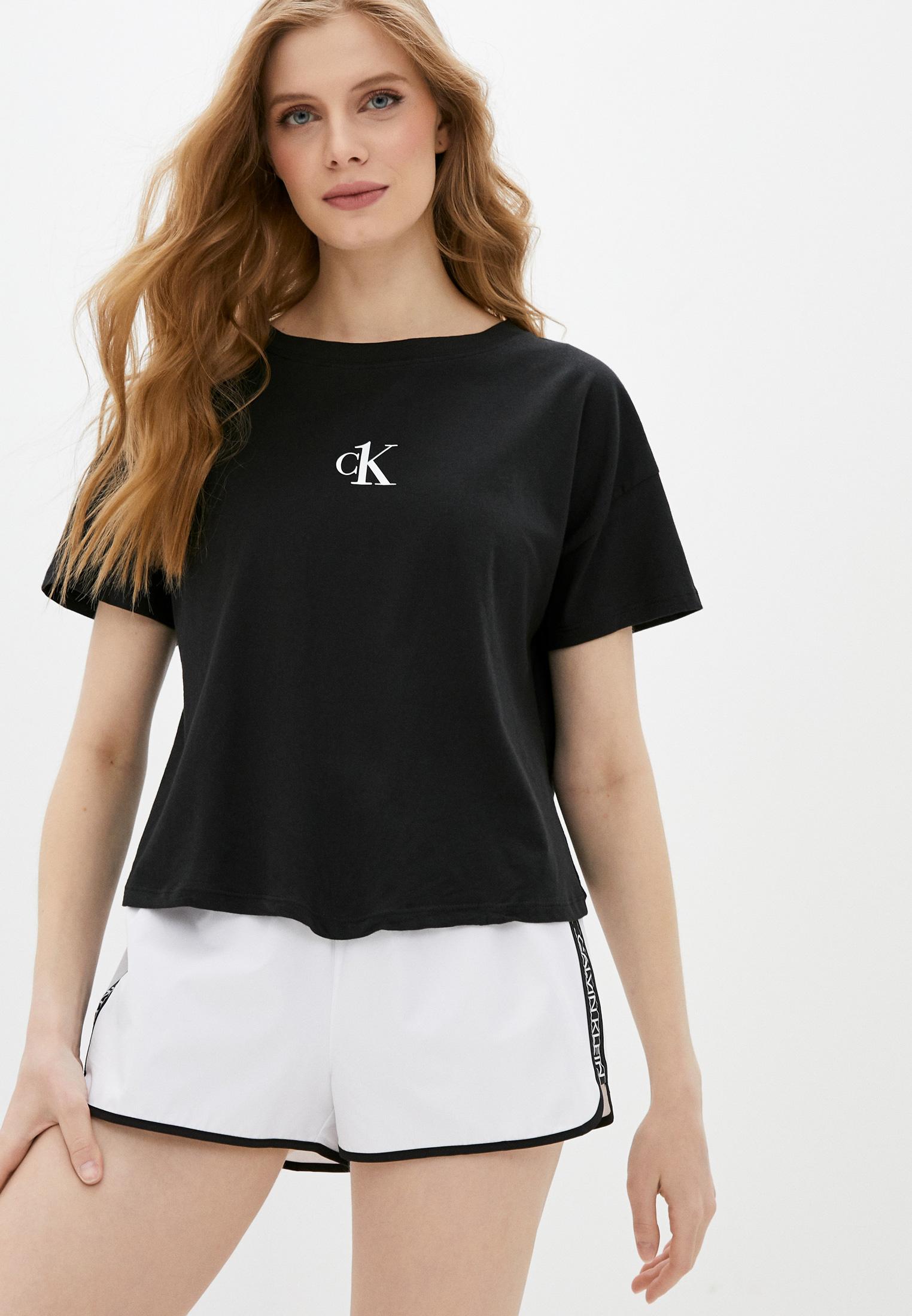 Футболка с коротким рукавом Calvin Klein Underwear KW0KW01366