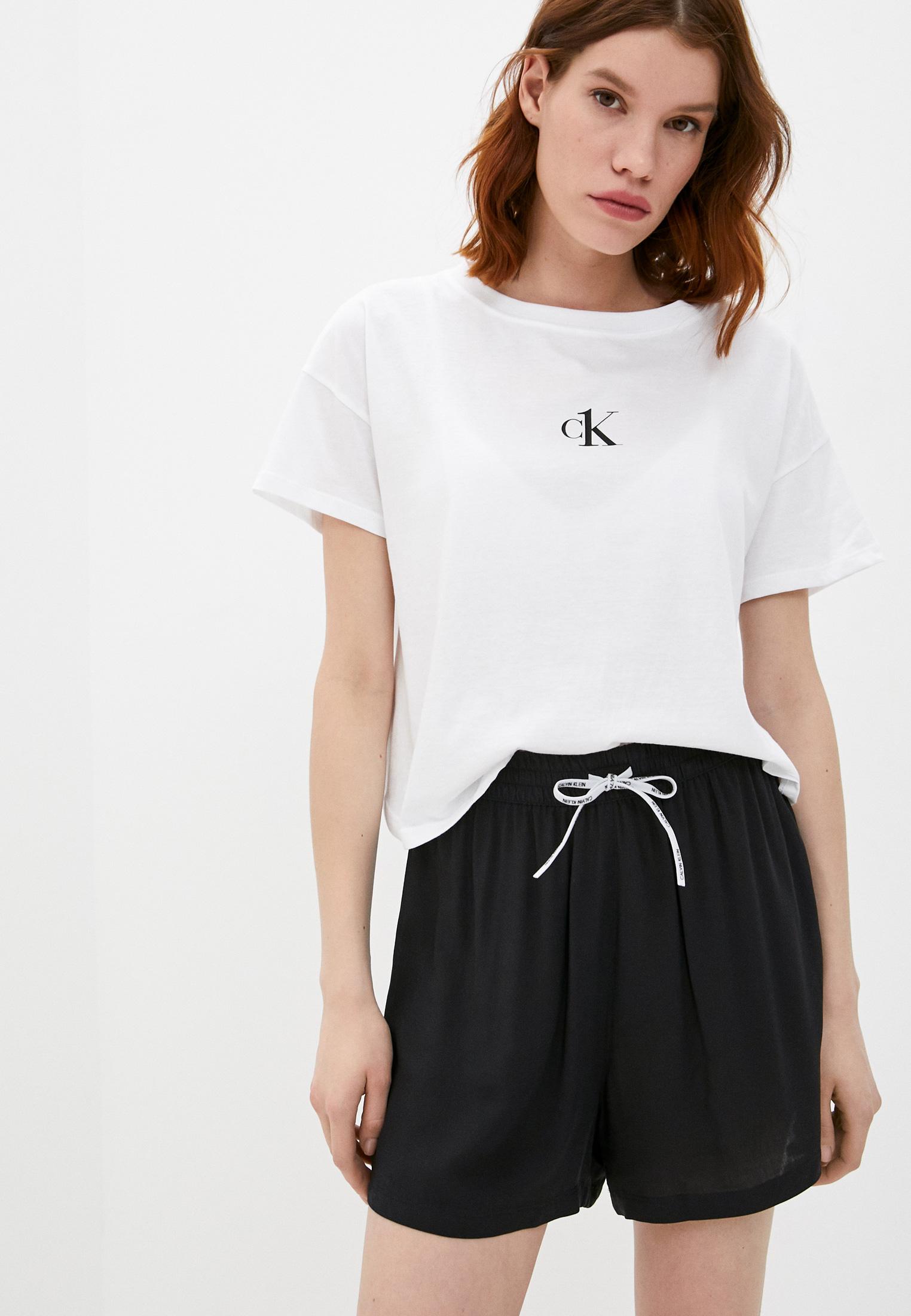 Футболка с коротким рукавом Calvin Klein Underwear KW0KW01366: изображение 1