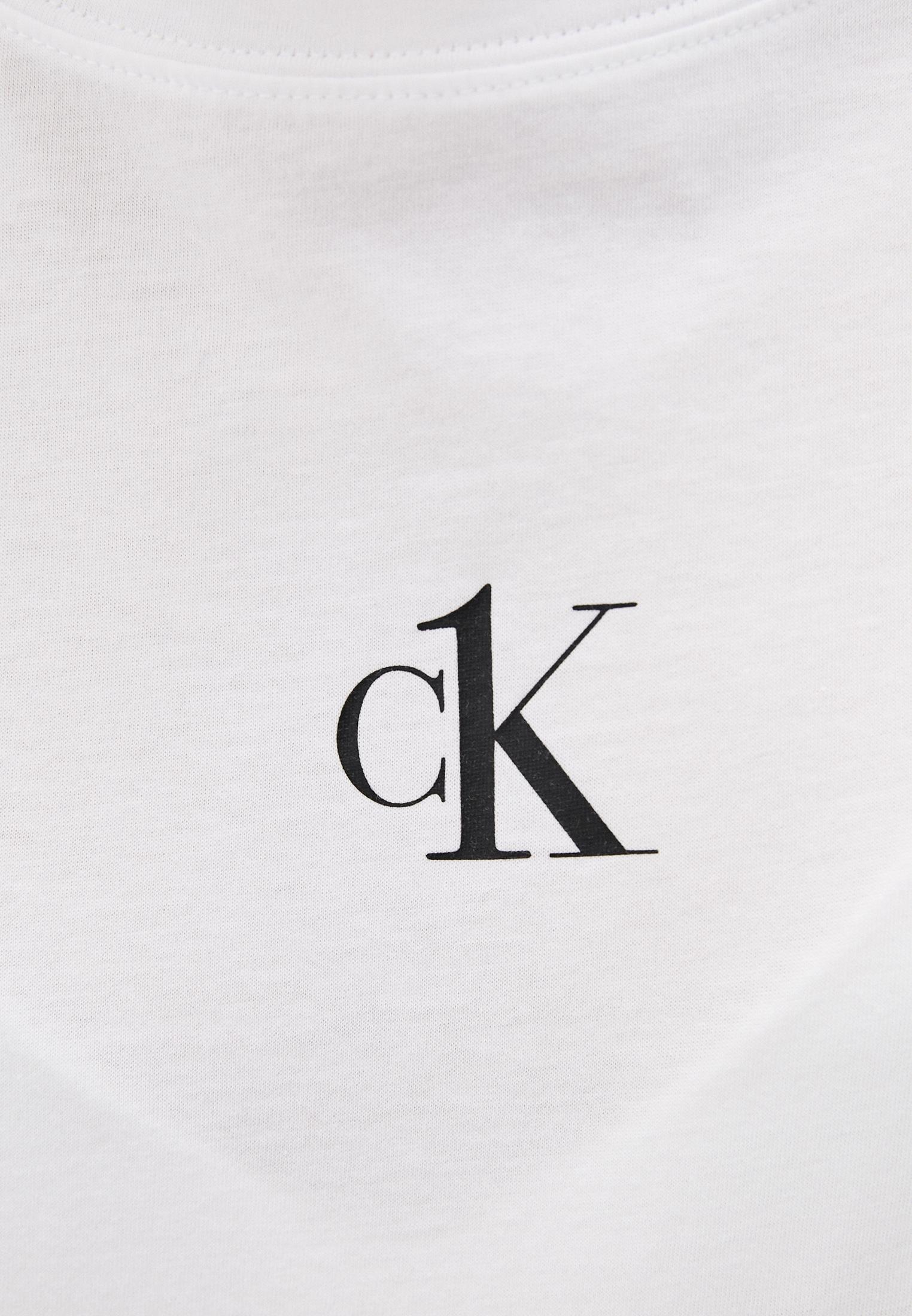 Футболка с коротким рукавом Calvin Klein Underwear KW0KW01366: изображение 5