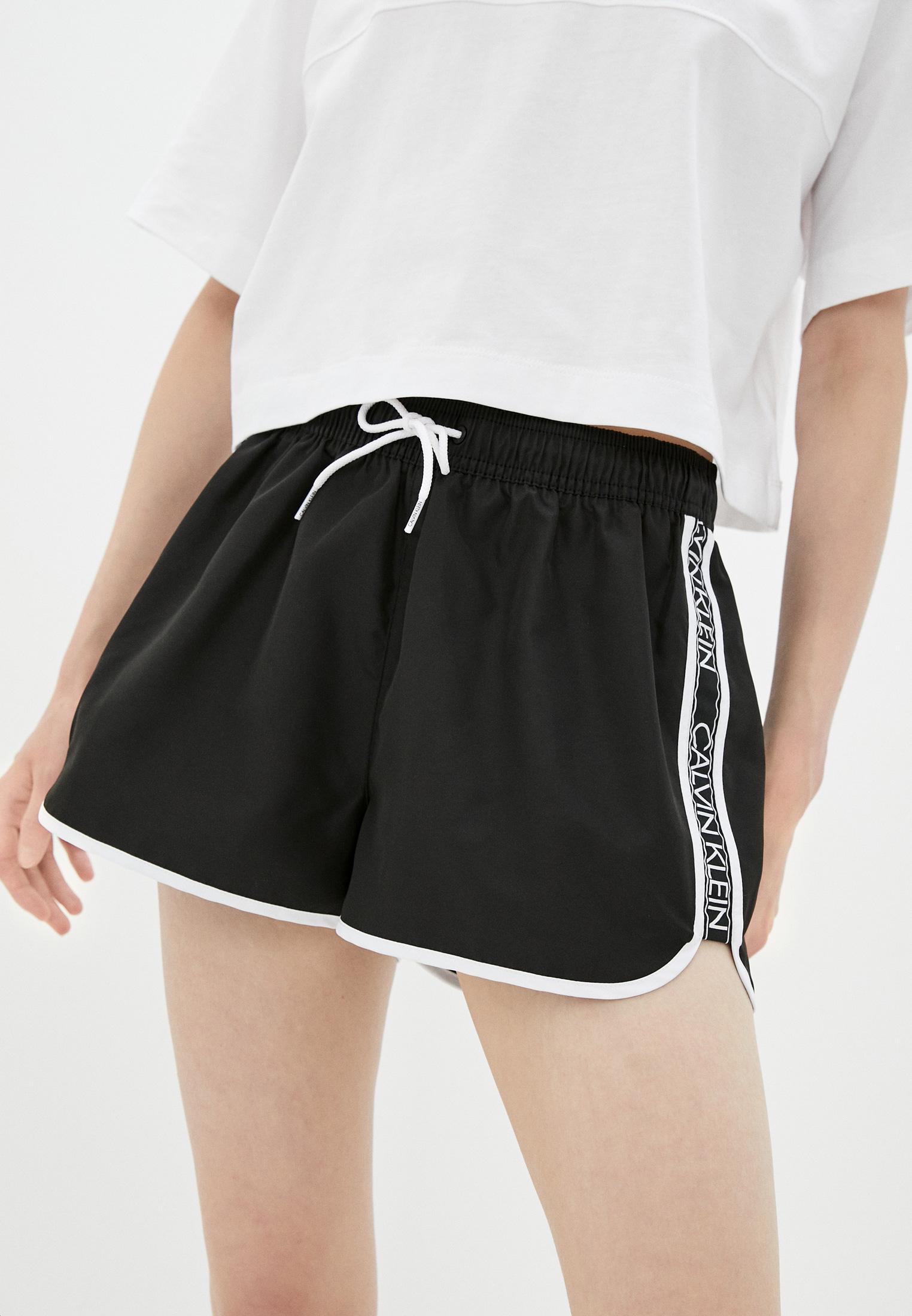 Женские спортивные шорты Calvin Klein Underwear KW0KW01361