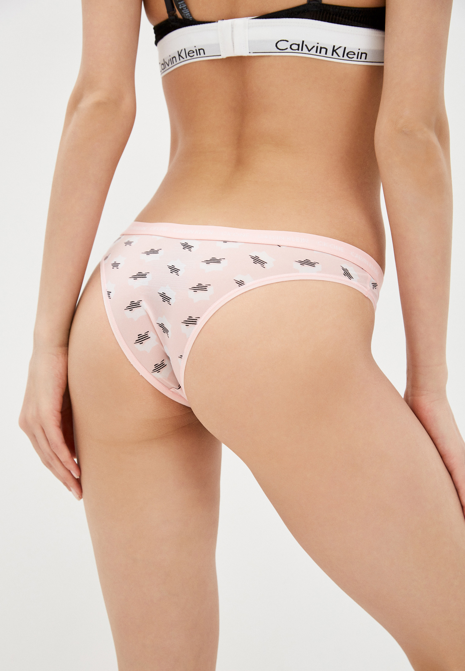 Женские трусы Calvin Klein Underwear QD3797E: изображение 5