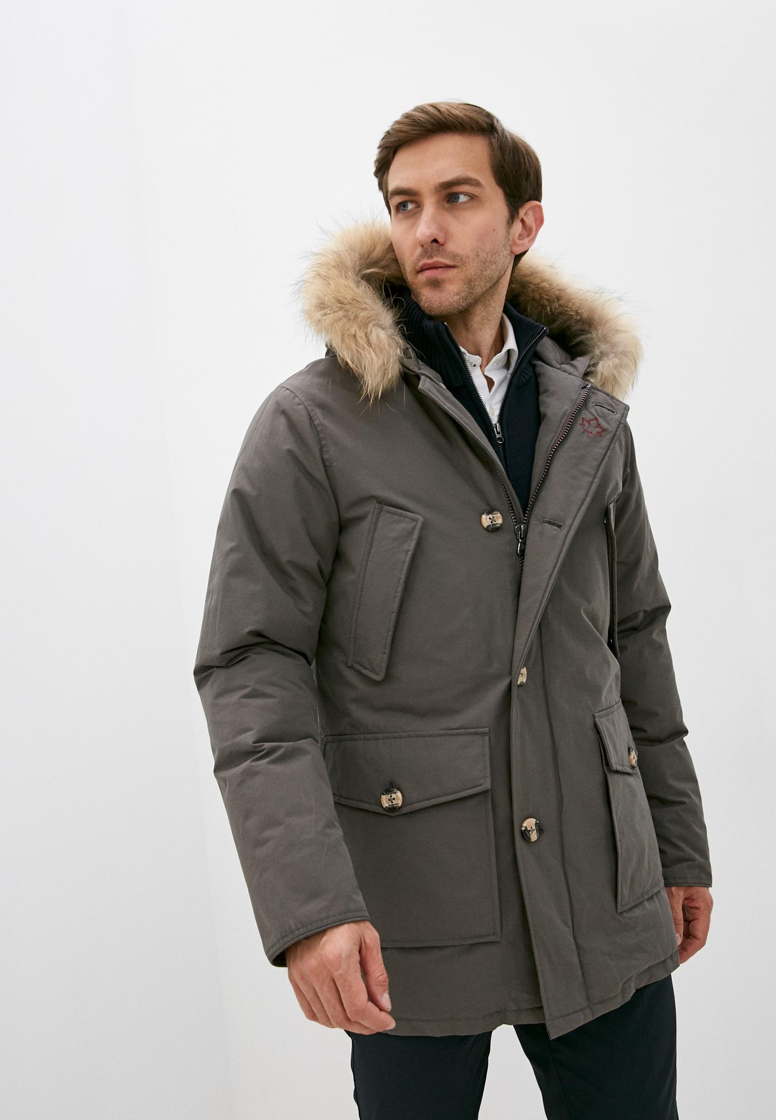 Утепленная куртка Canadian CN.GCM01