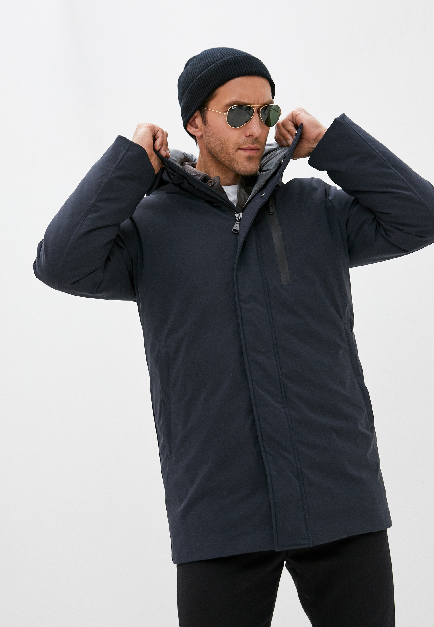 Утепленная куртка Canadian CNG220004TECH