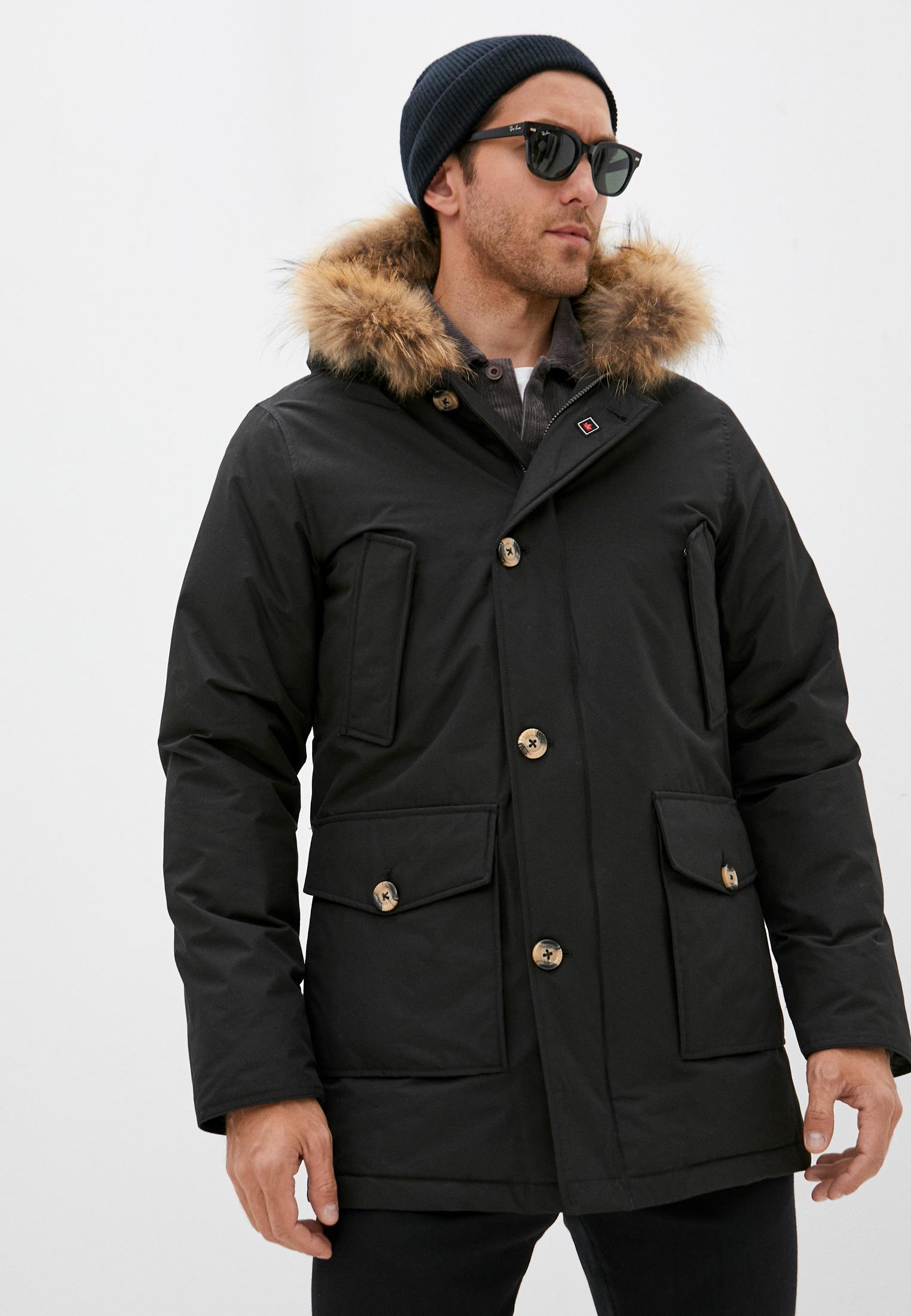 Утепленная куртка Canadian CNGCM01N: изображение 1
