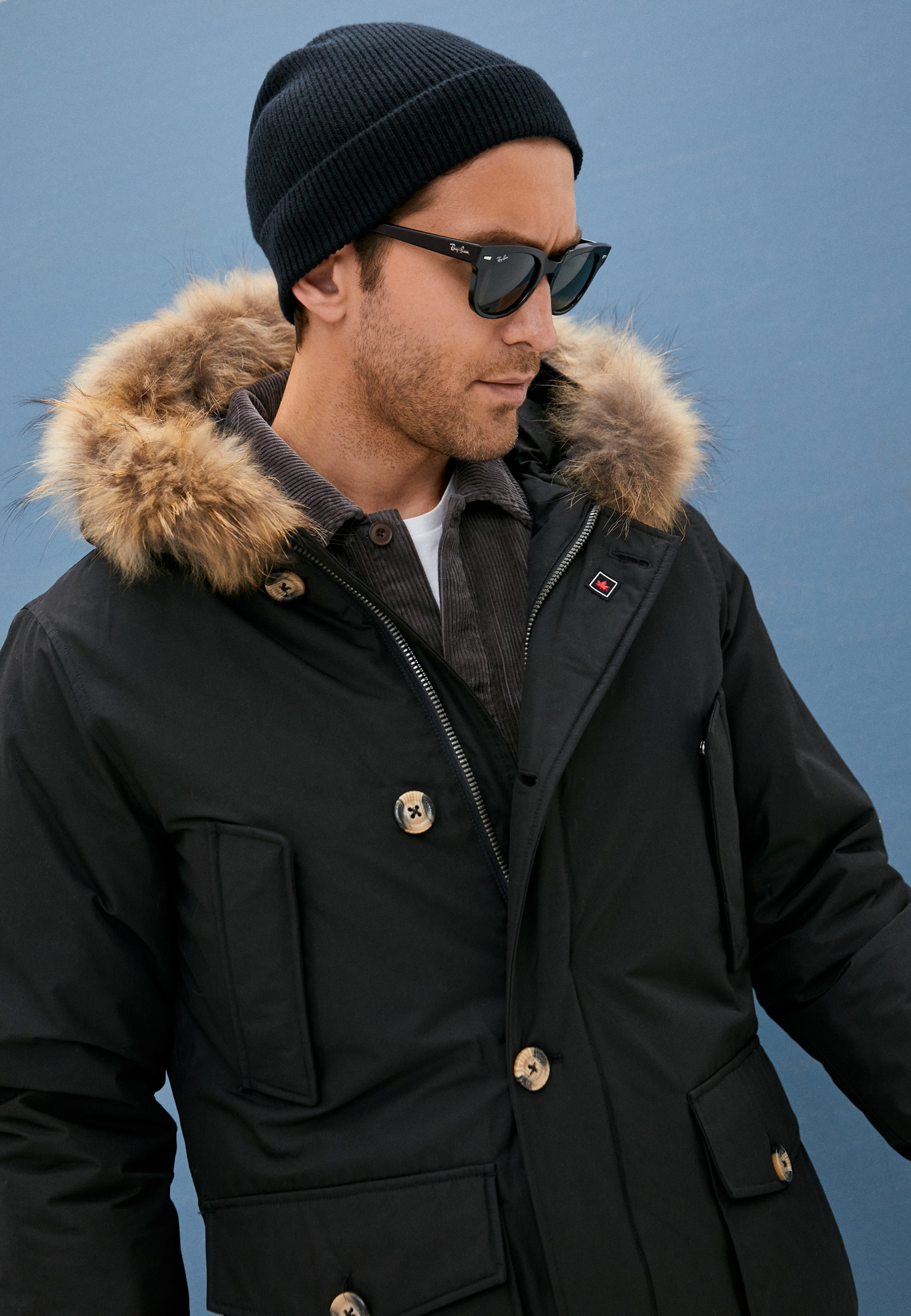 Утепленная куртка Canadian CNGCM01N: изображение 2