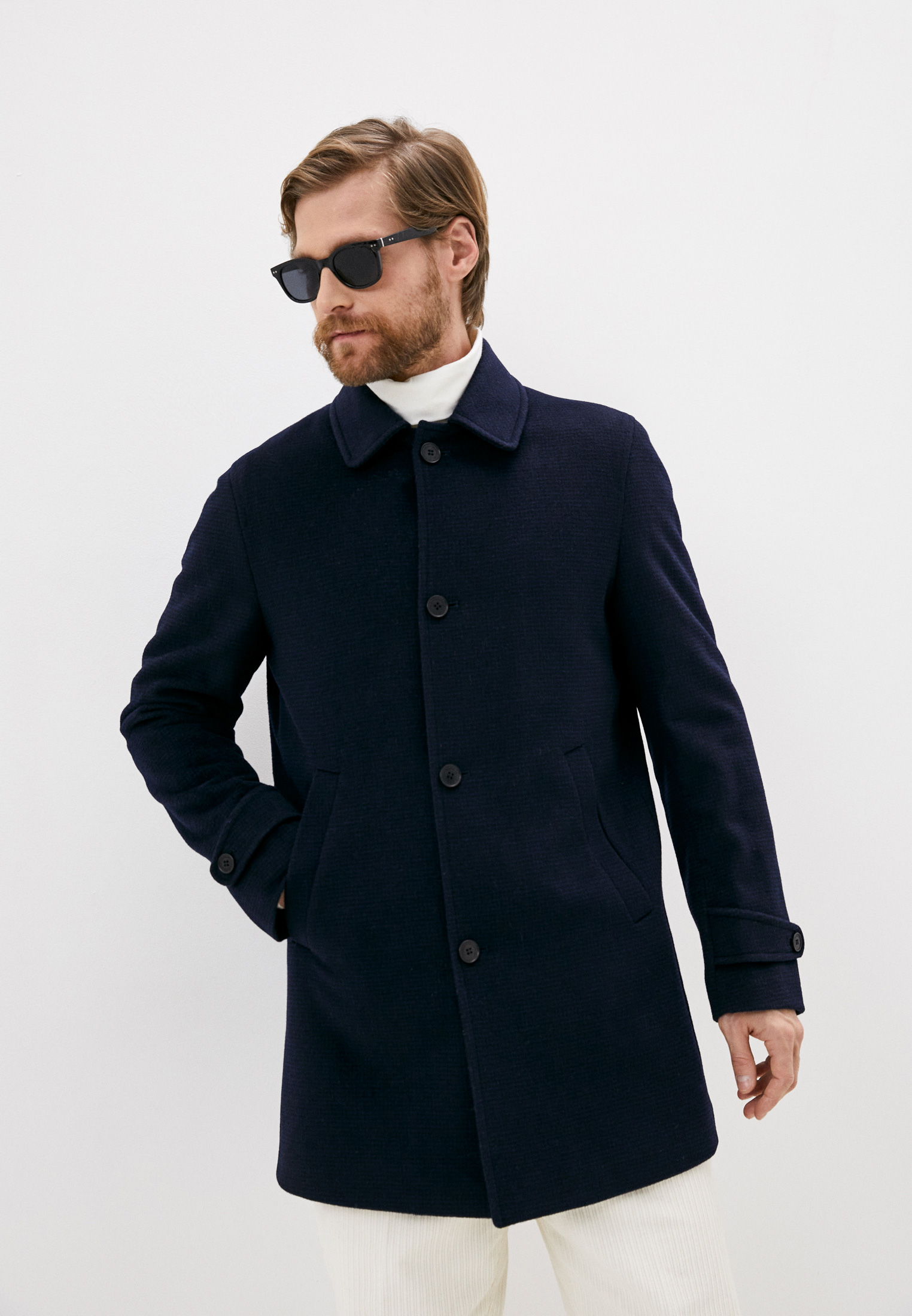 Мужские пальто CC Collection Corneliani 861AN1-0820128