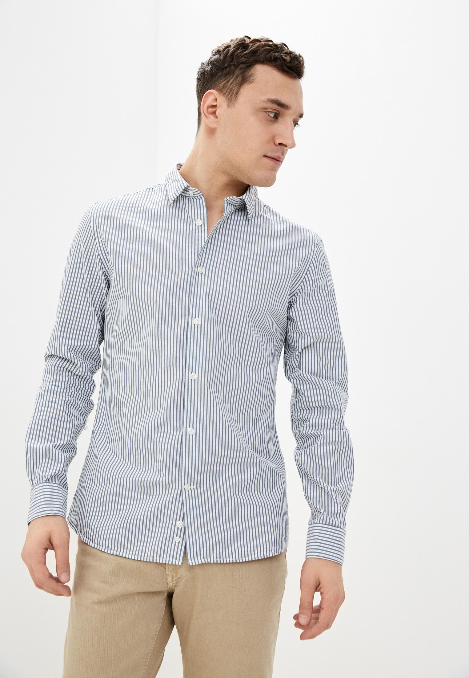 Рубашка с длинным рукавом Celio (Селио) RASTRIPE