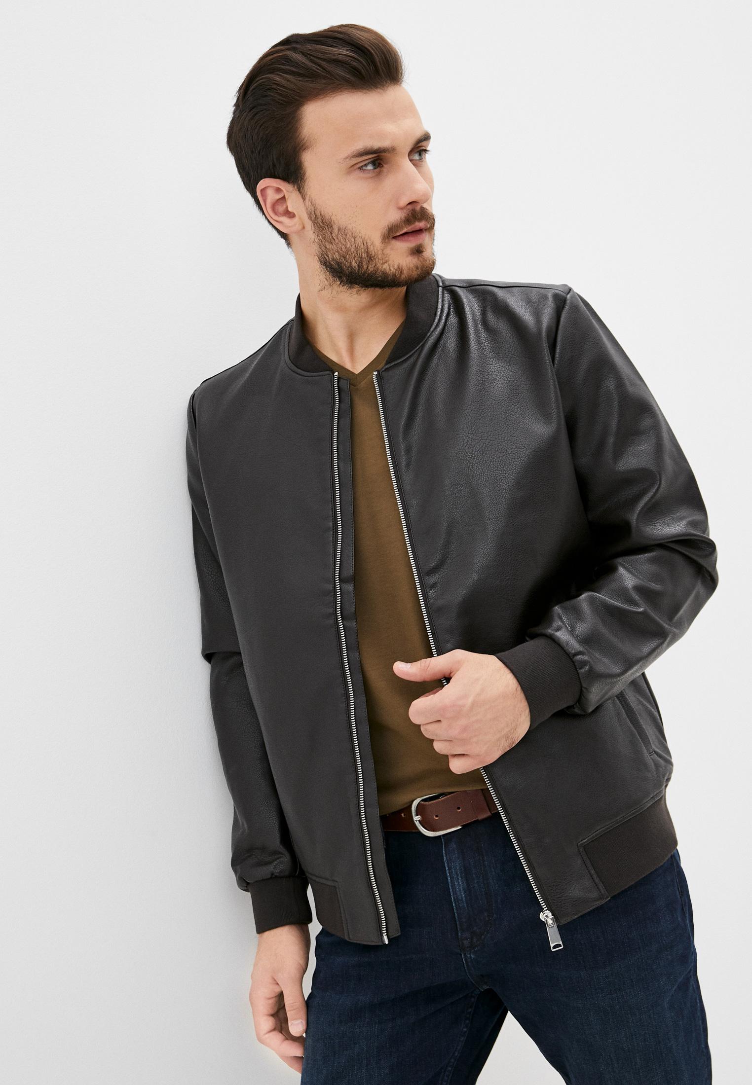 Кожаная куртка Celio (Селио) SUJHONNY