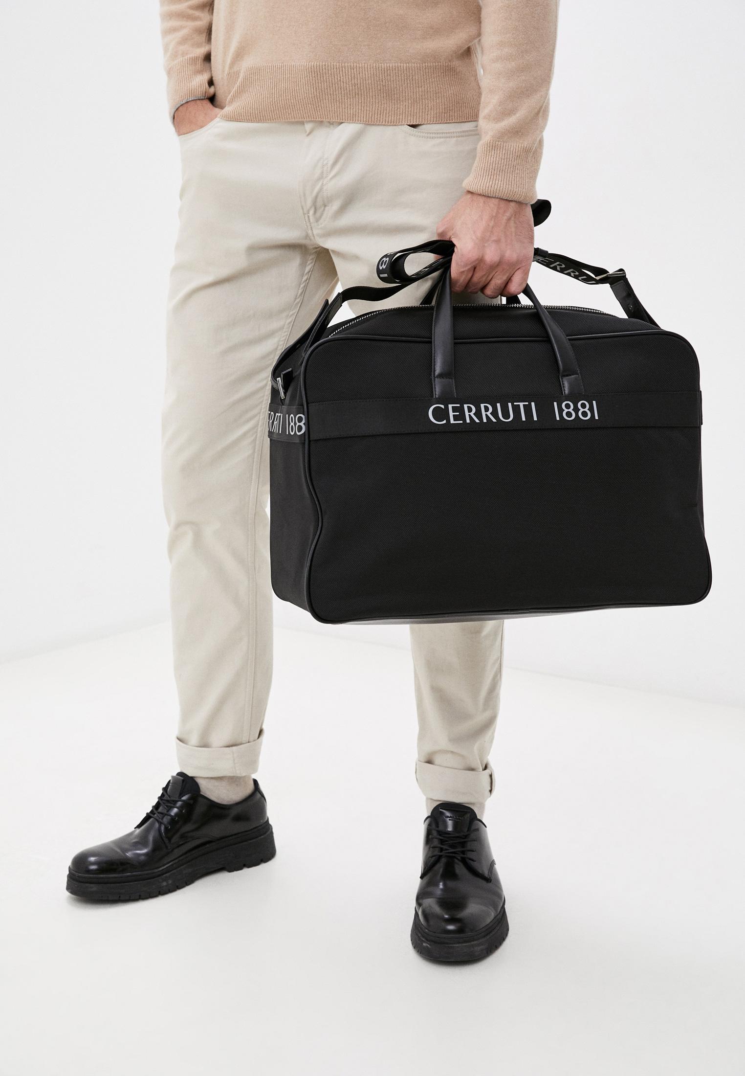 Дорожная сумка Cerruti 1881 CEBR03850N: изображение 6