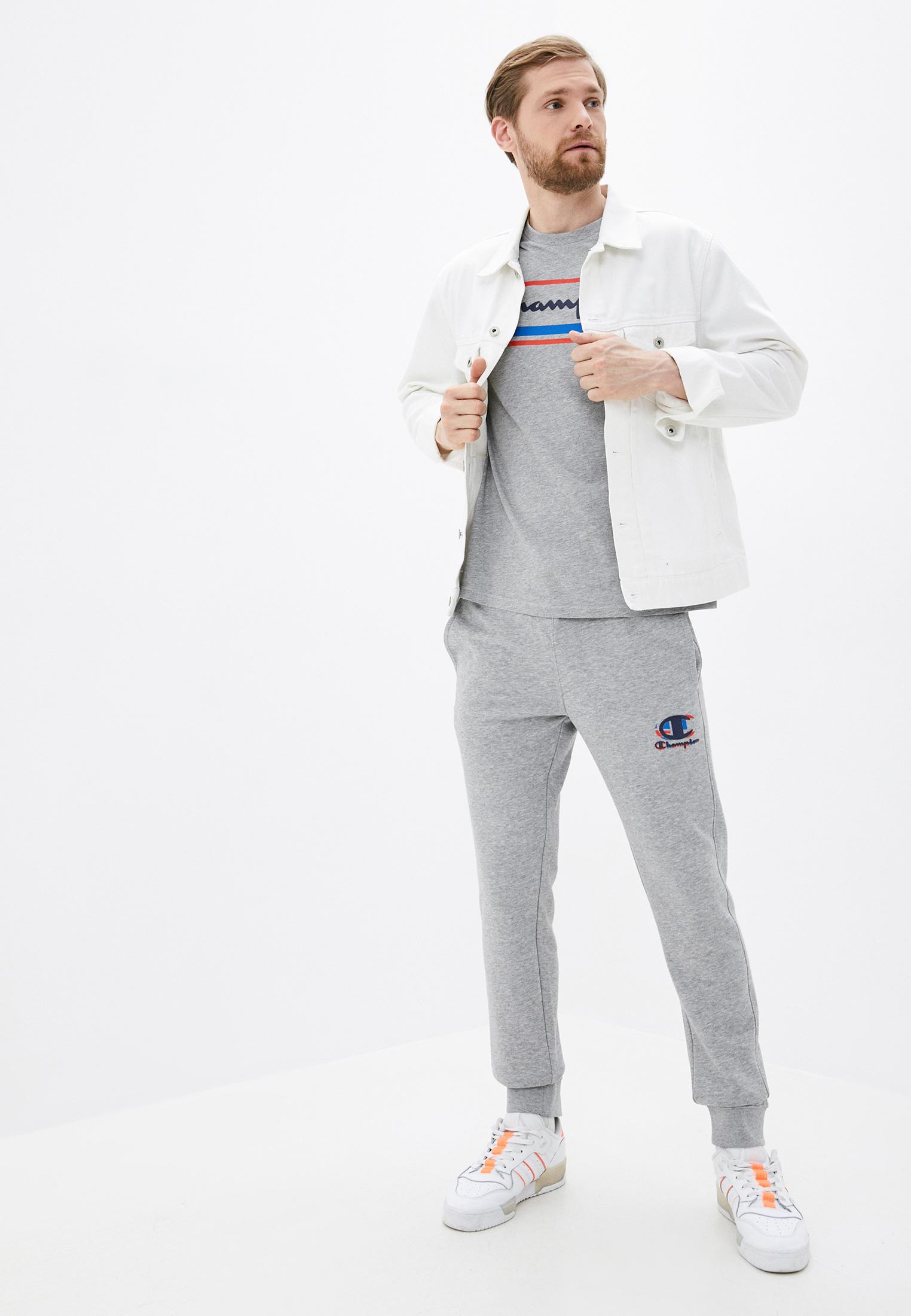 Мужские спортивные брюки Champion (Чемпион) 214299: изображение 2