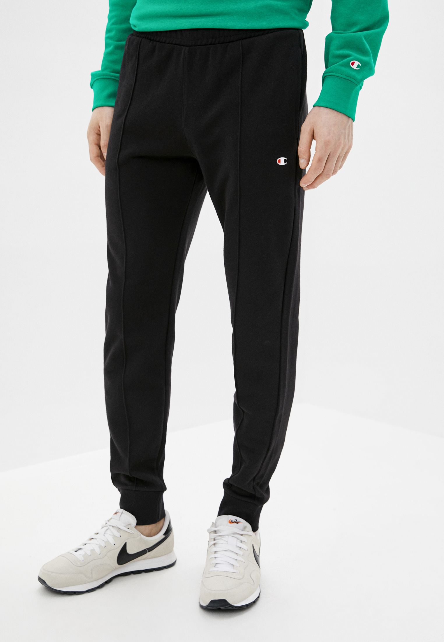 Мужские спортивные брюки Champion (Чемпион) 214373: изображение 2
