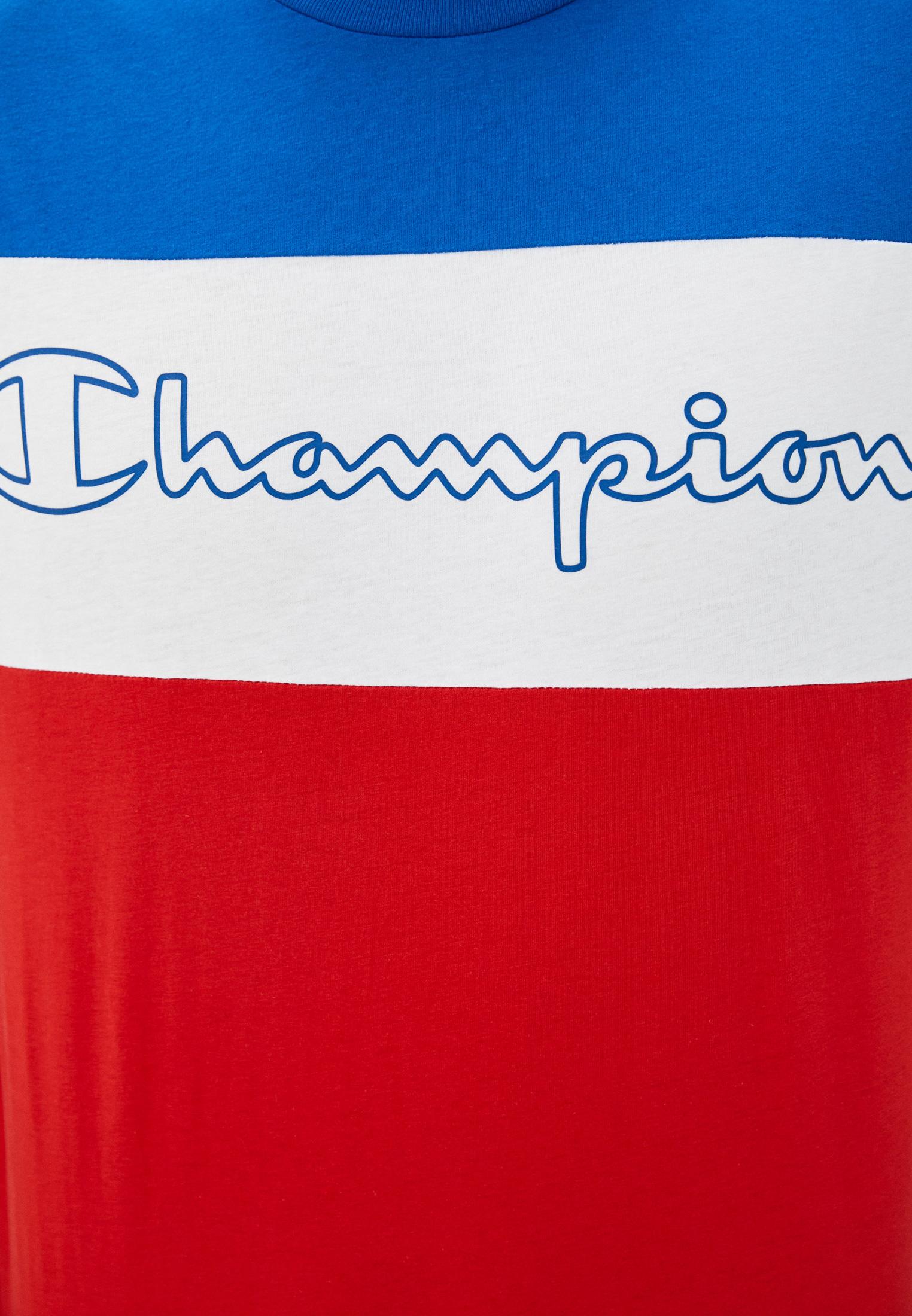 Футболка Champion (Чемпион) 214244: изображение 8