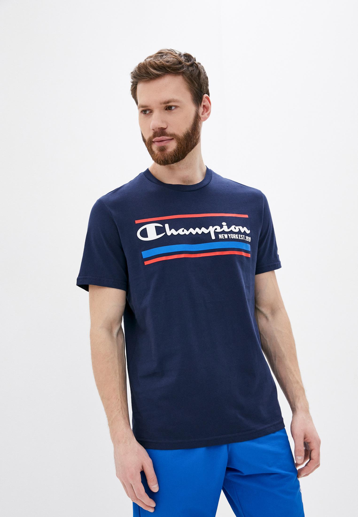 Футболка Champion (Чемпион) 214306: изображение 1