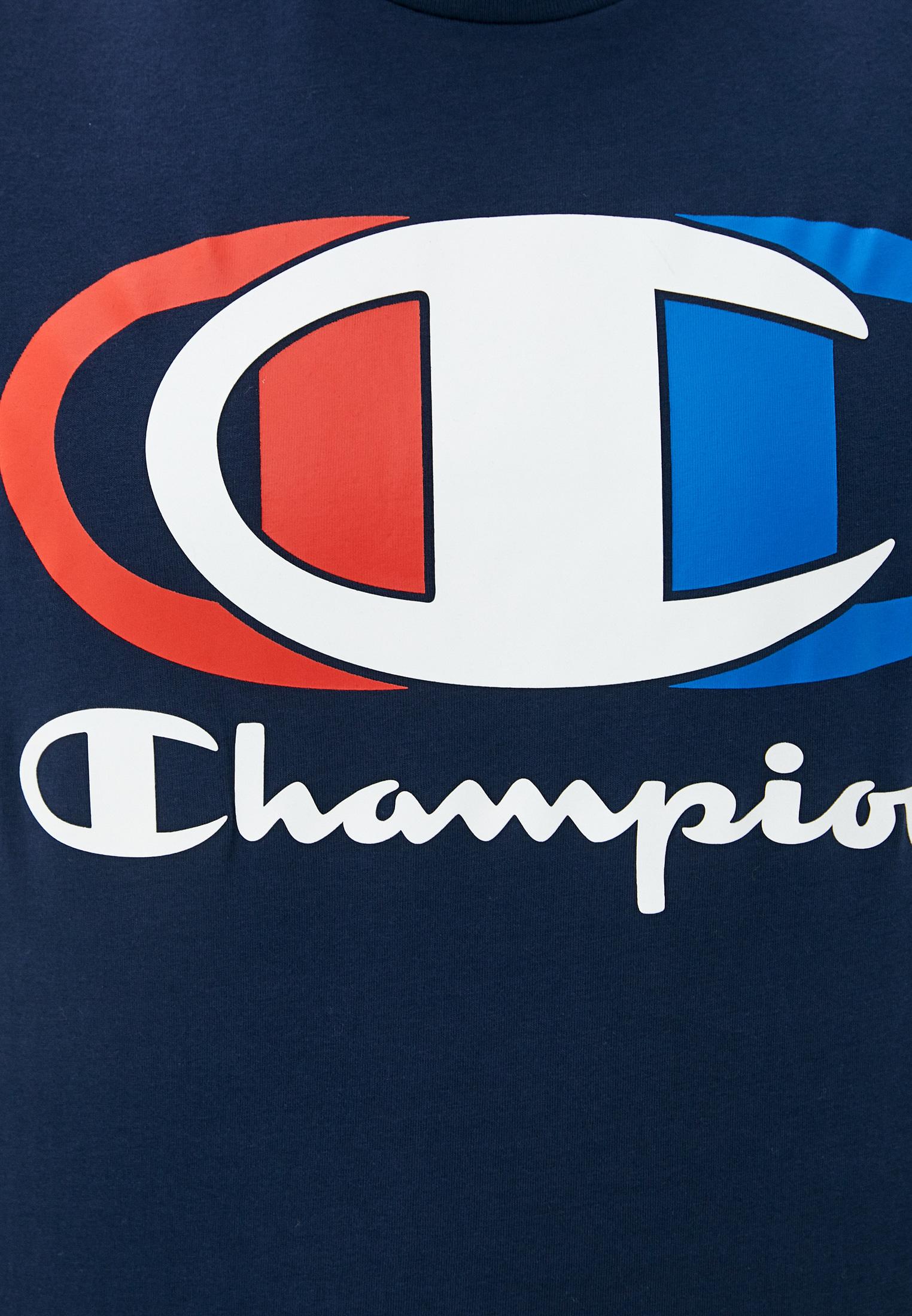 Футболка Champion (Чемпион) 214309: изображение 4