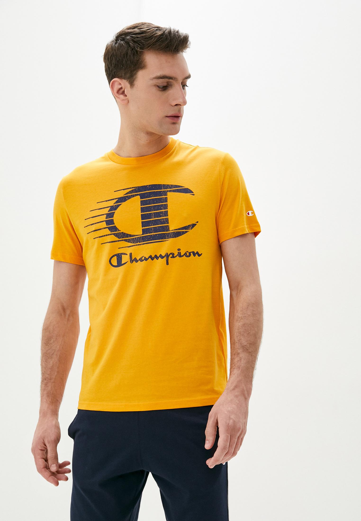 Футболка Champion (Чемпион) 214312