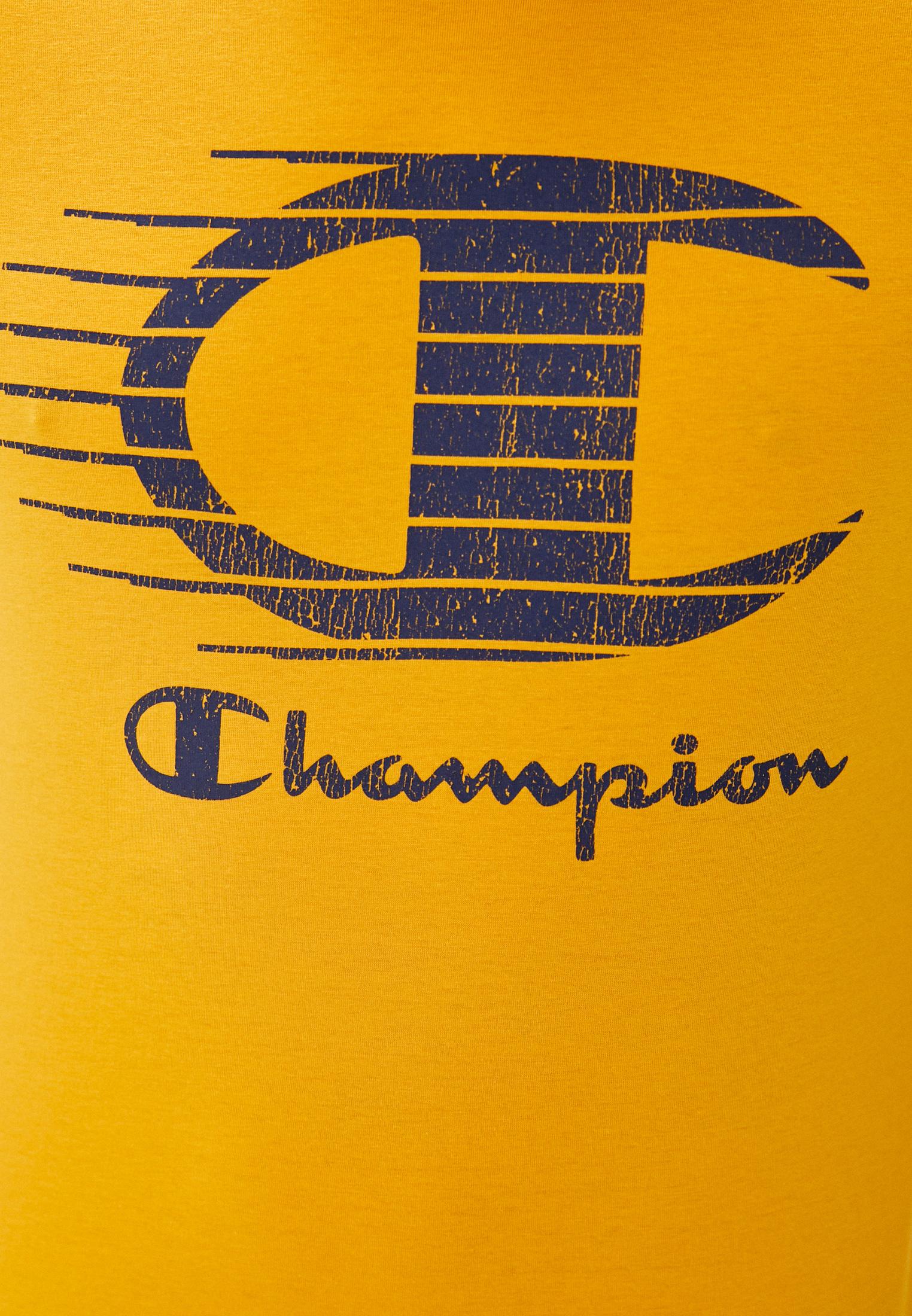 Футболка Champion (Чемпион) 214312: изображение 4