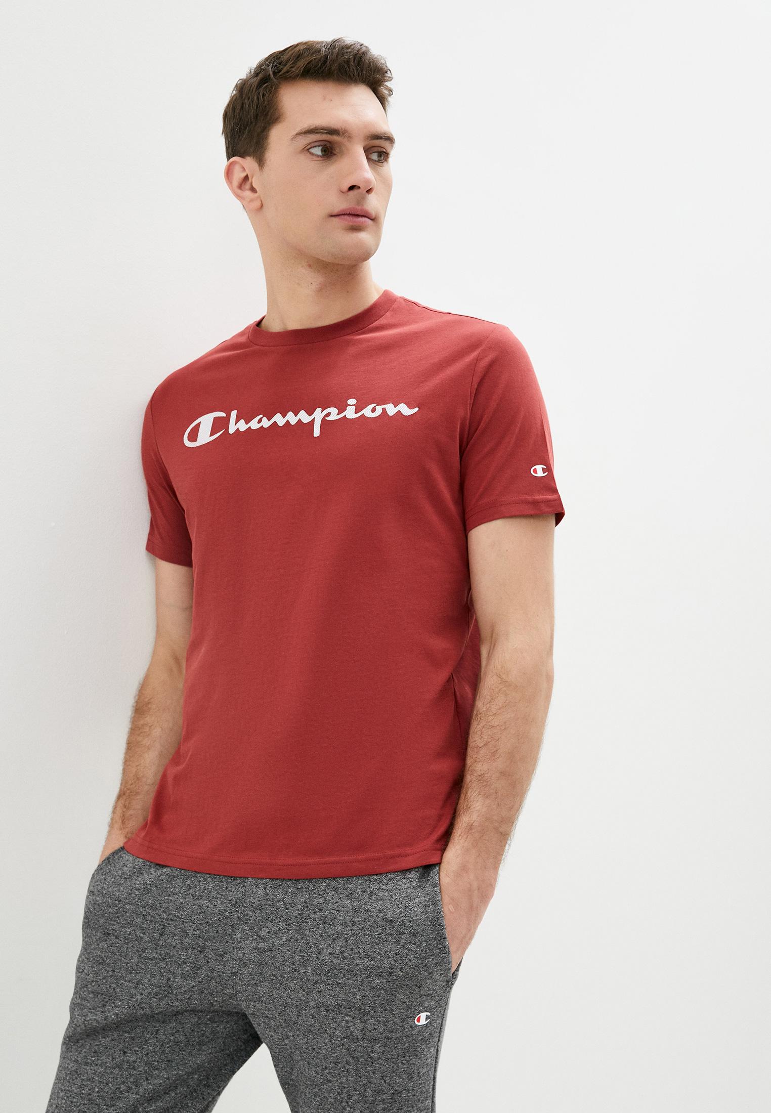 Футболка Champion (Чемпион) 214142: изображение 1