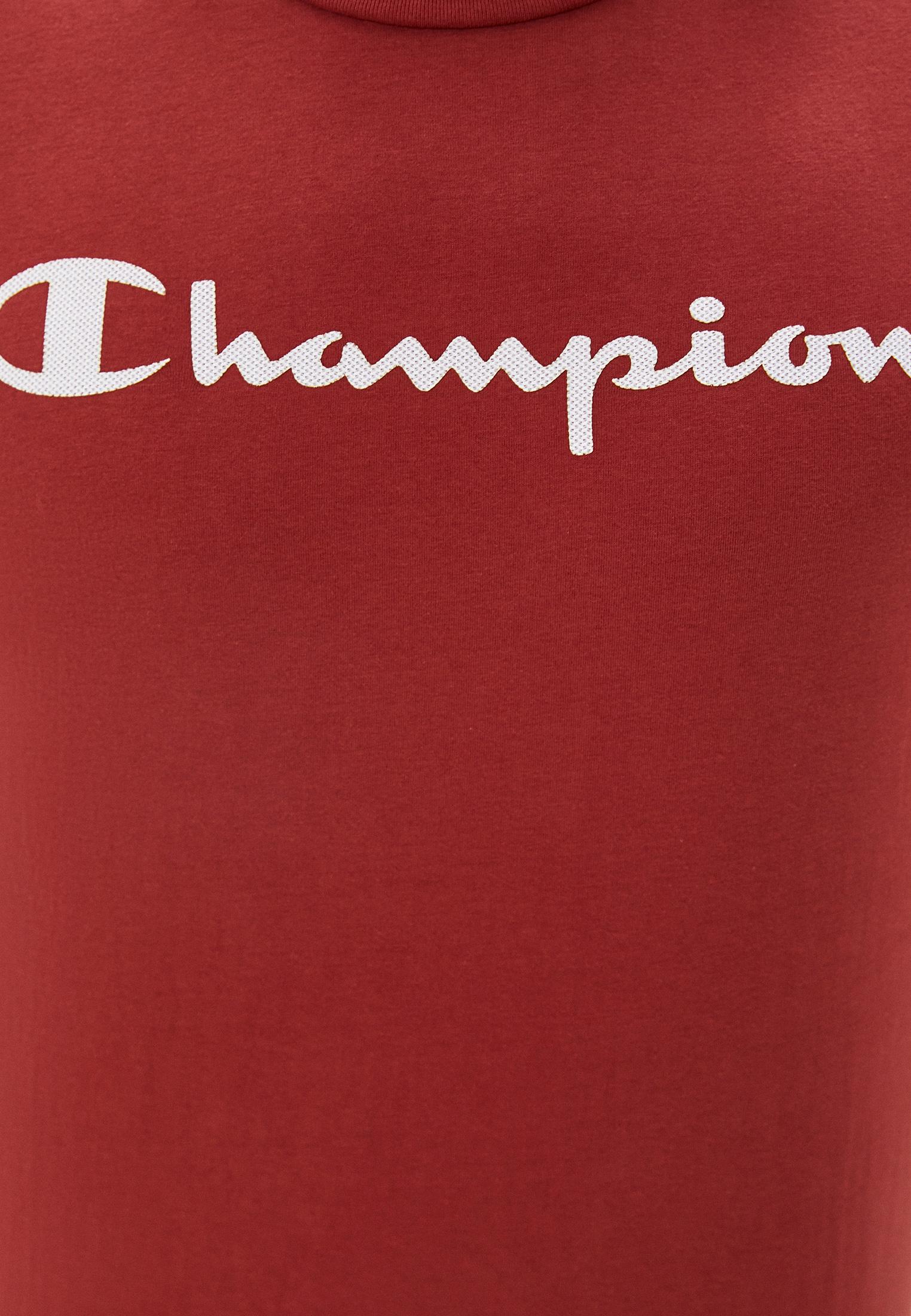 Футболка Champion (Чемпион) 214142: изображение 4