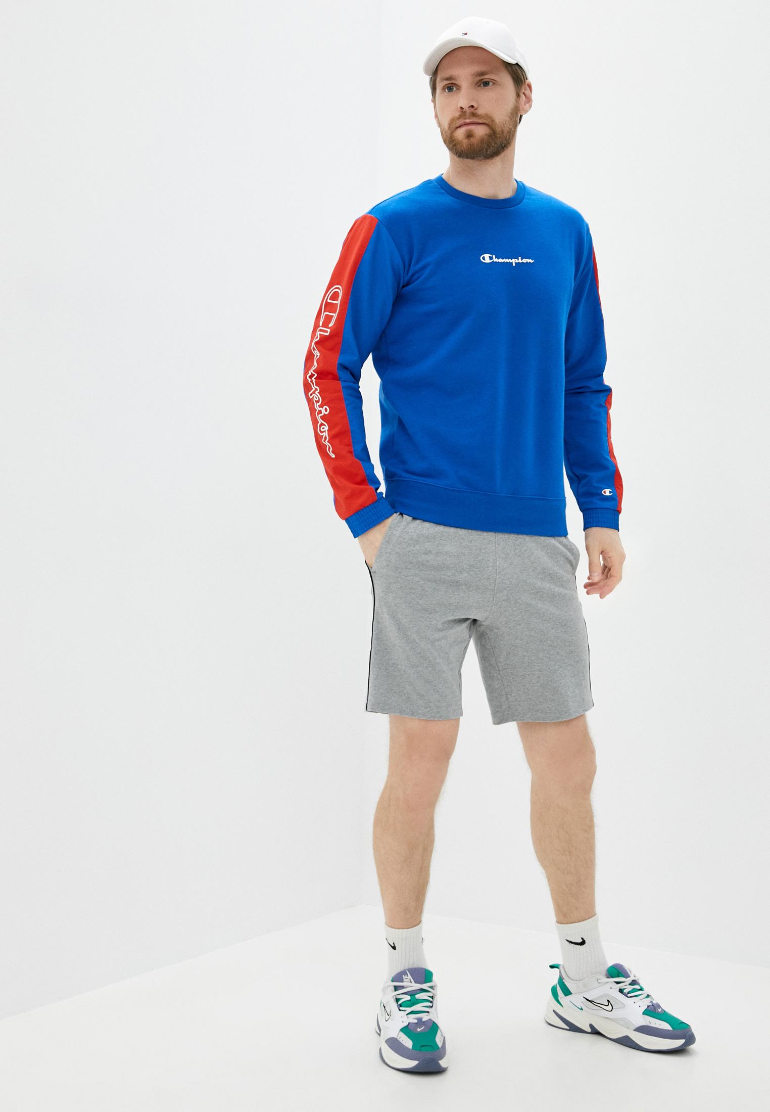 Мужские спортивные шорты Champion (Чемпион) 214418: изображение 2