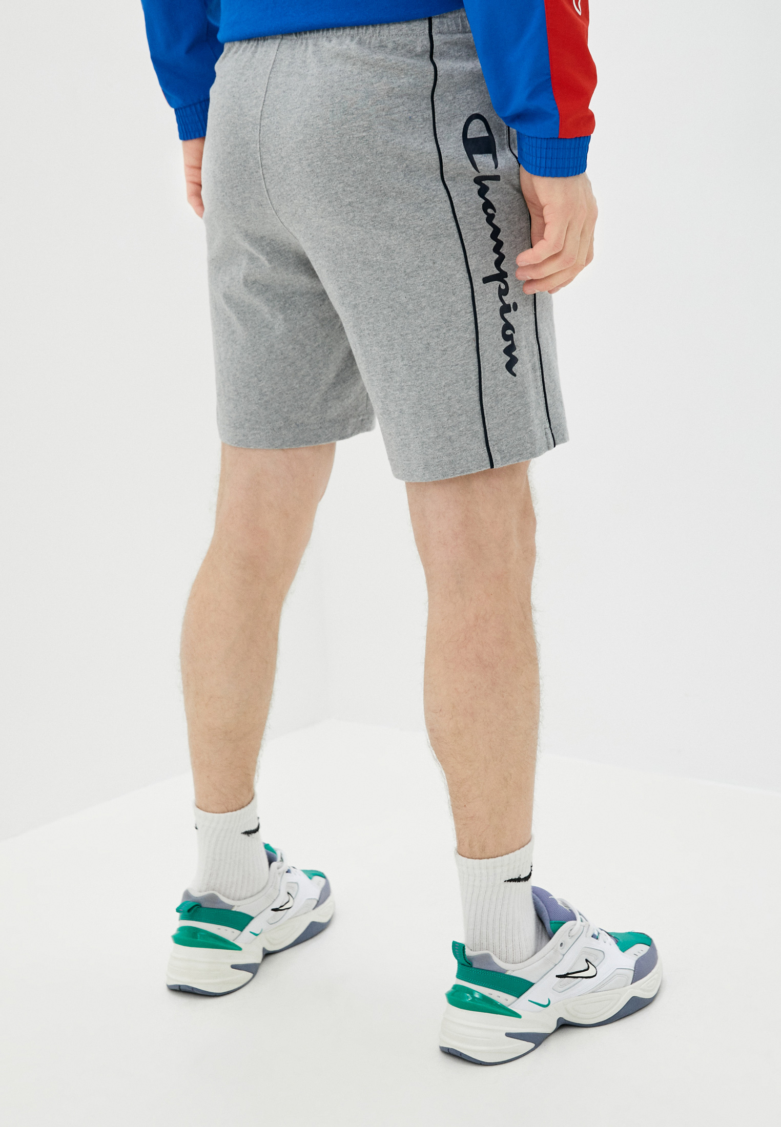 Мужские спортивные шорты Champion (Чемпион) 214418: изображение 3