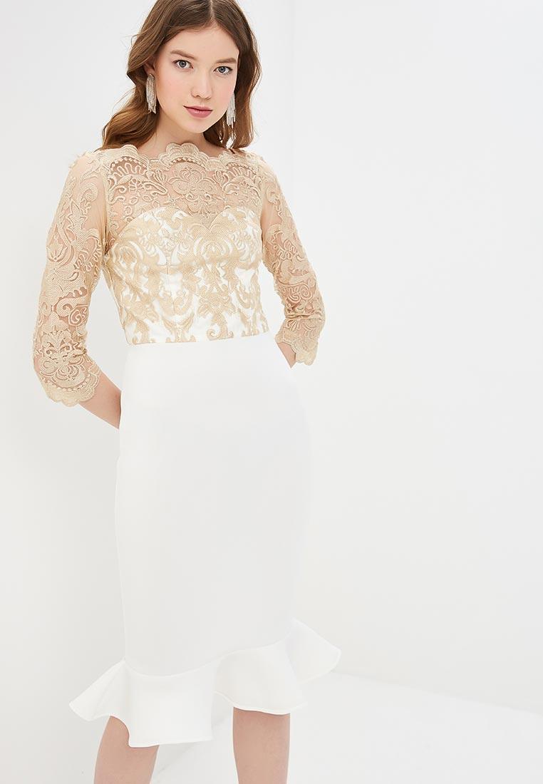 Вечернее / коктейльное платье Chi Chi London 4002CR