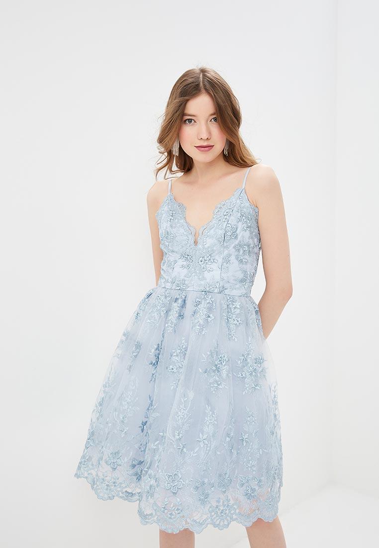 Вечернее / коктейльное платье Chi Chi London 6286BL