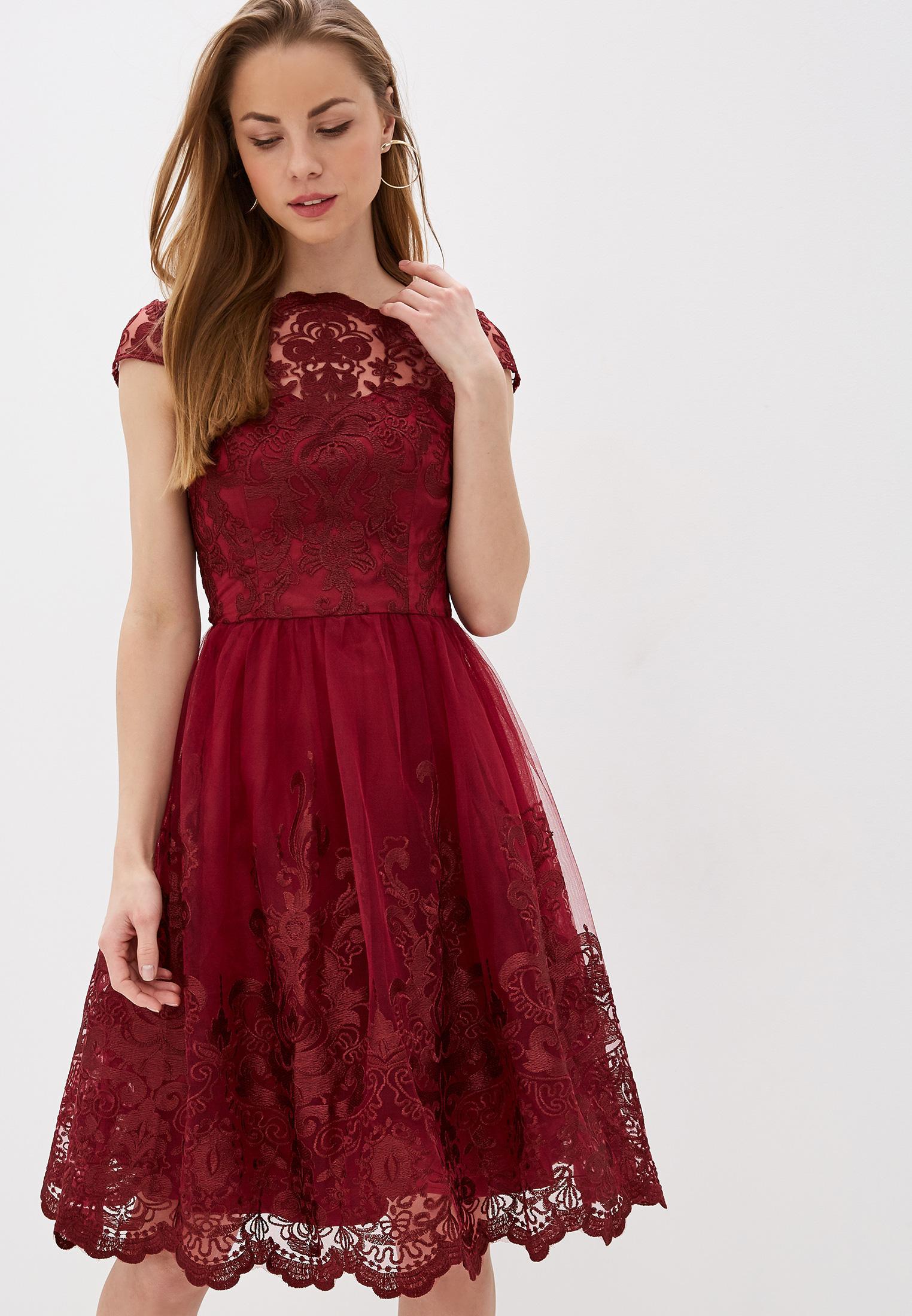 Вечернее / коктейльное платье Chi Chi London 41735KBER
