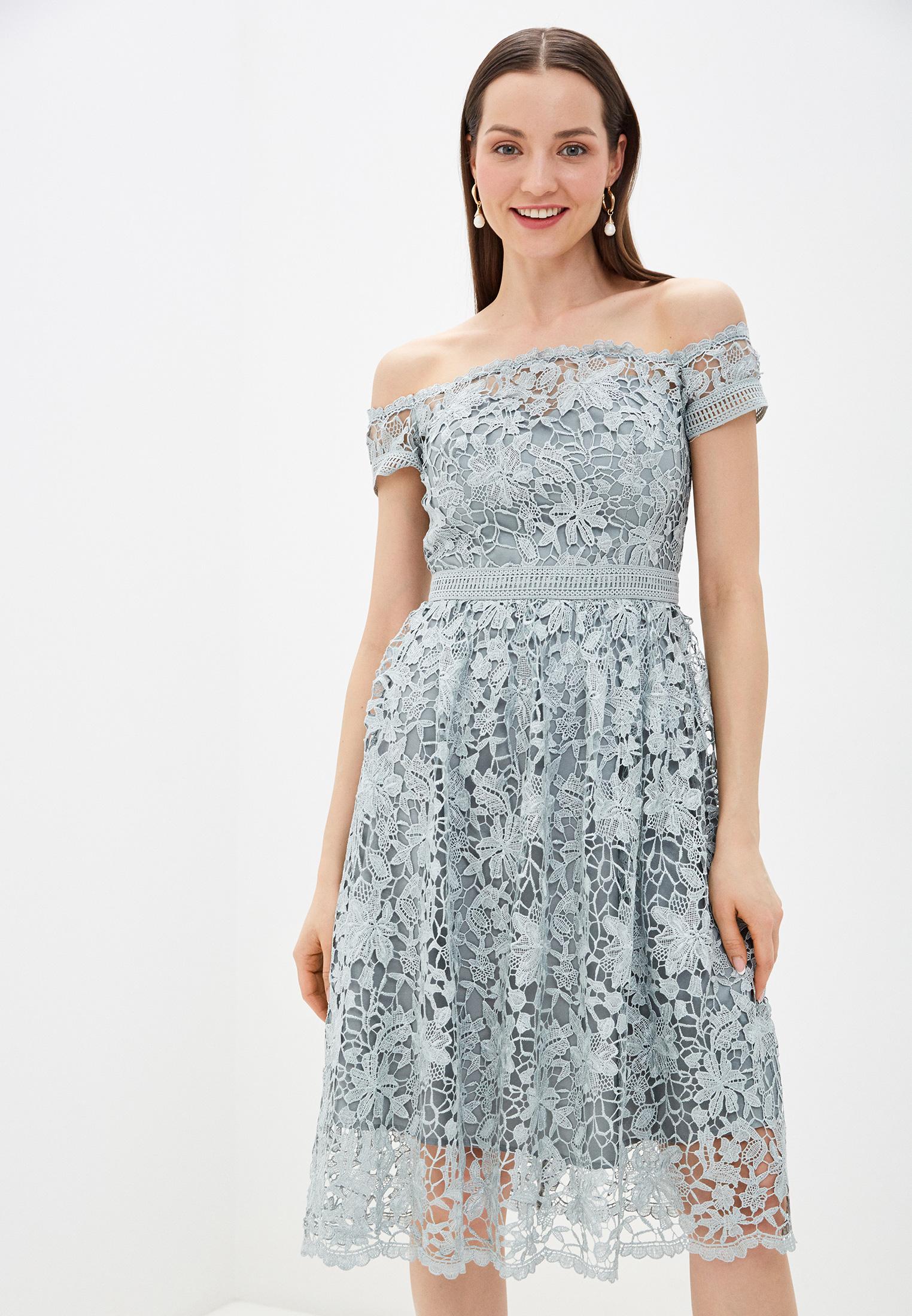 Вечернее / коктейльное платье Chi Chi London 52580GN