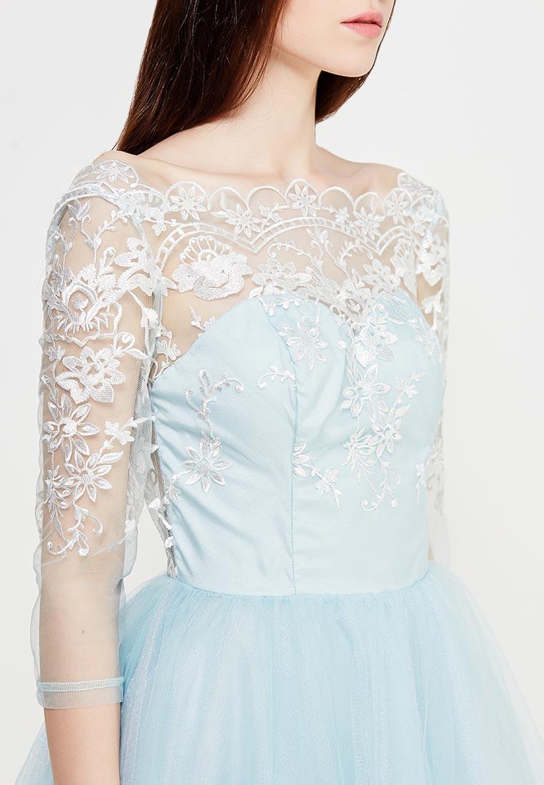 Платье-мини Chi Chi London 42720BL: изображение 4