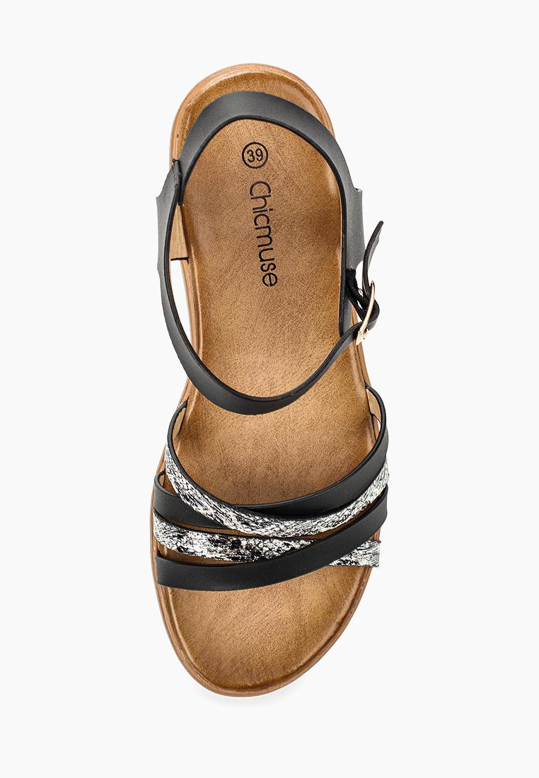 Женские сандалии Chicmuse F50-K10304: изображение 9