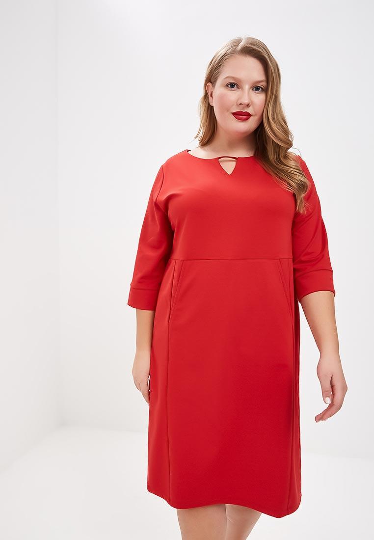 Повседневное платье Chic de Femme CHFW18D0016