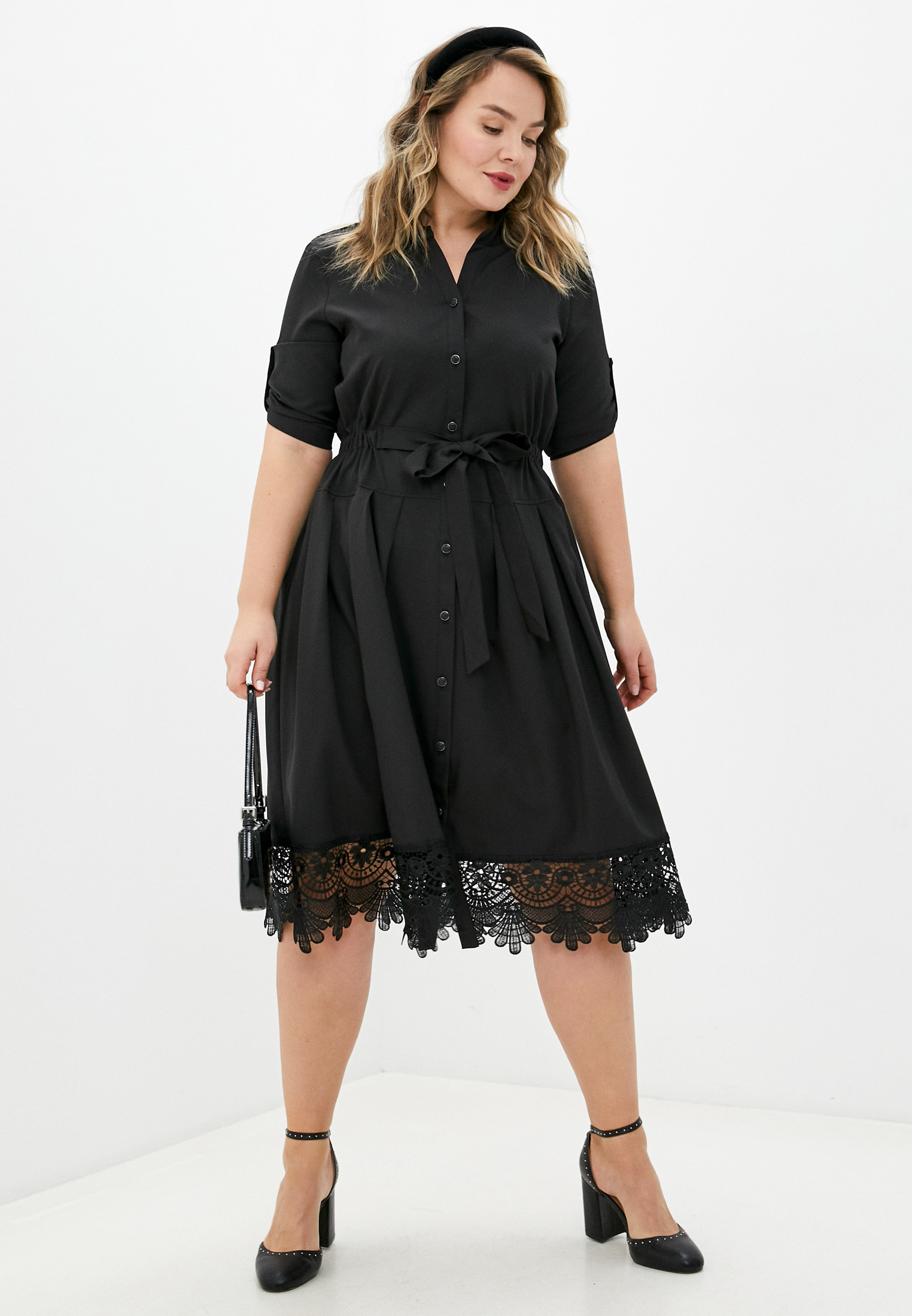 Повседневное платье Chic de Femme CHOSS21013: изображение 2