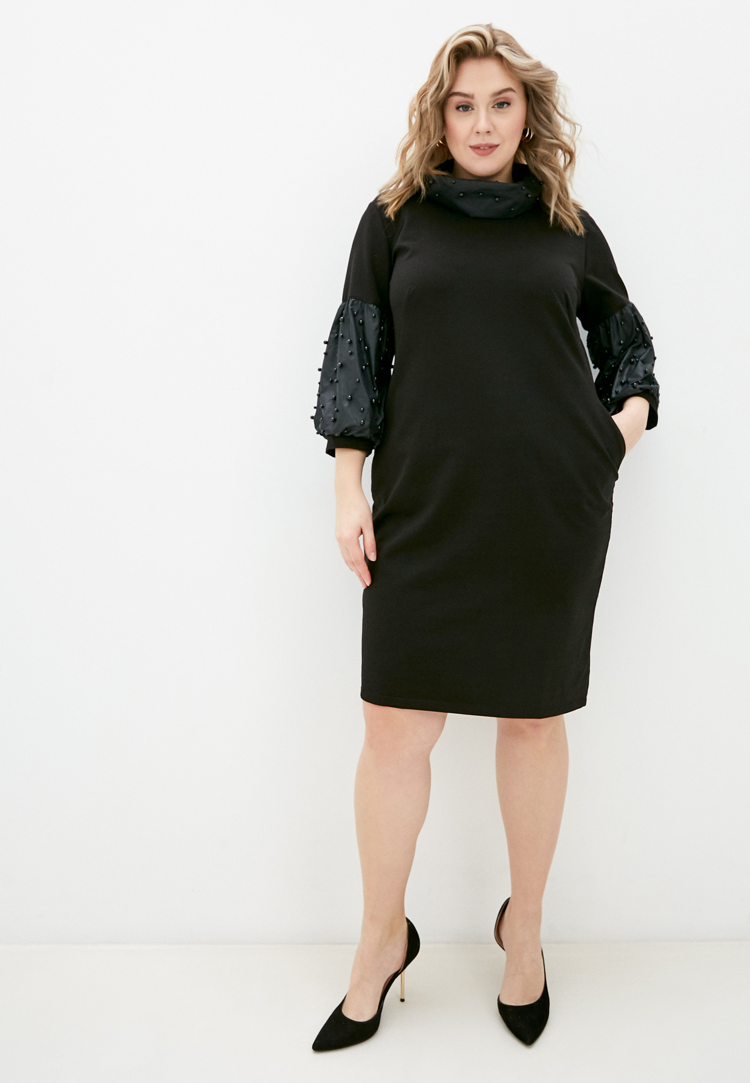 Повседневное платье Chic de Femme CHOSS21014: изображение 2