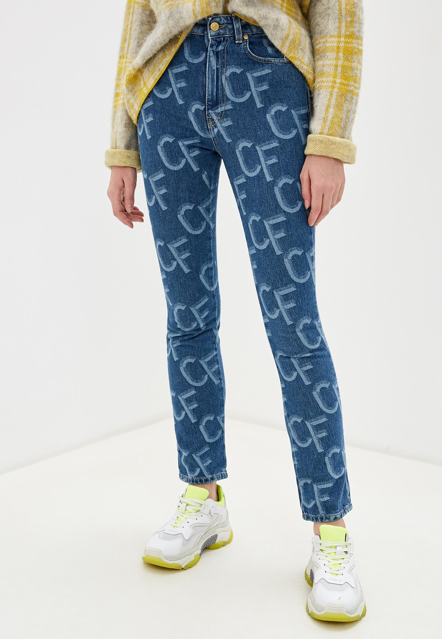 Прямые джинсы Chiara Ferragni Collection CFJS009
