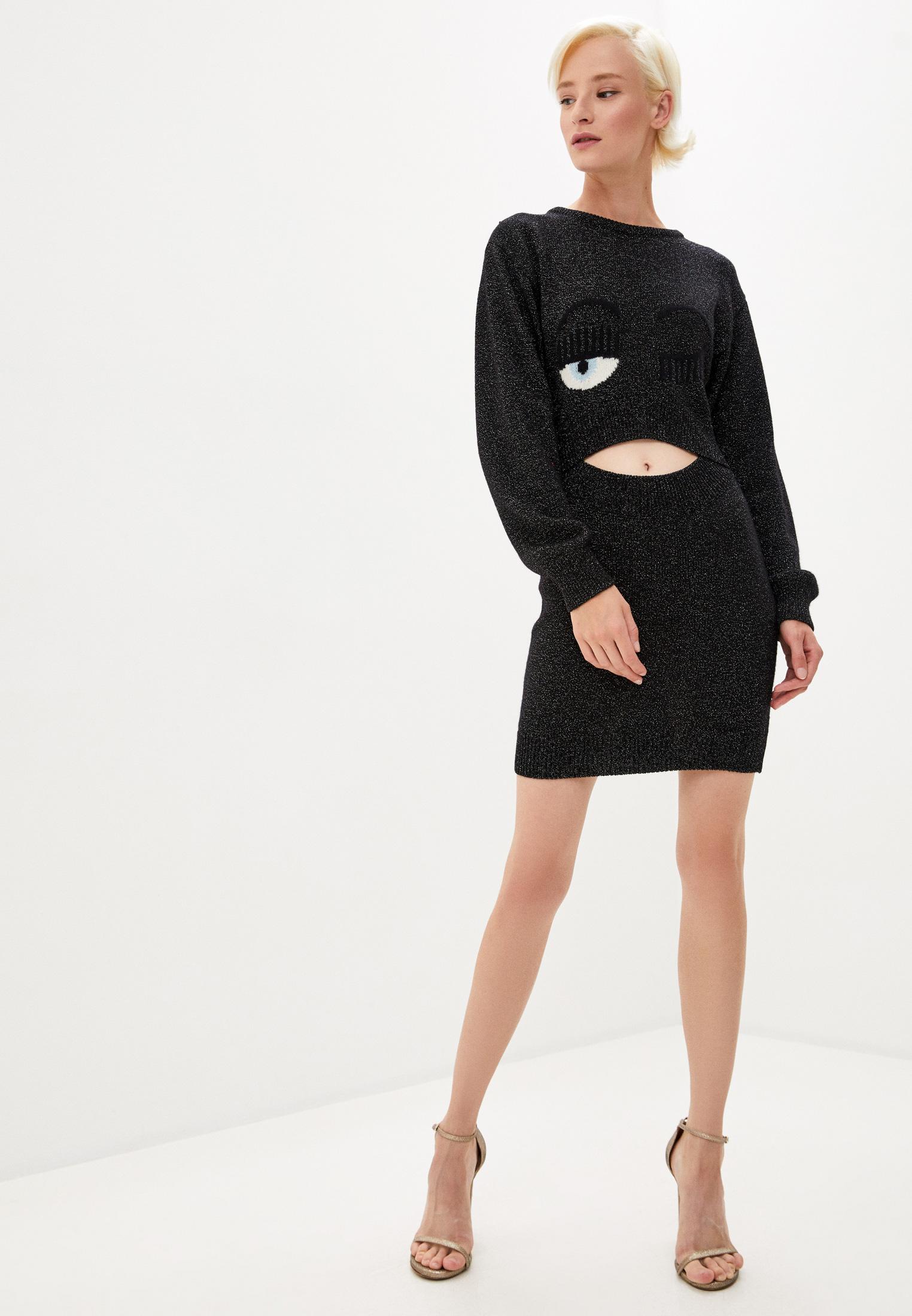 Вязаное платье Chiara Ferragni Collection CFDR048: изображение 3