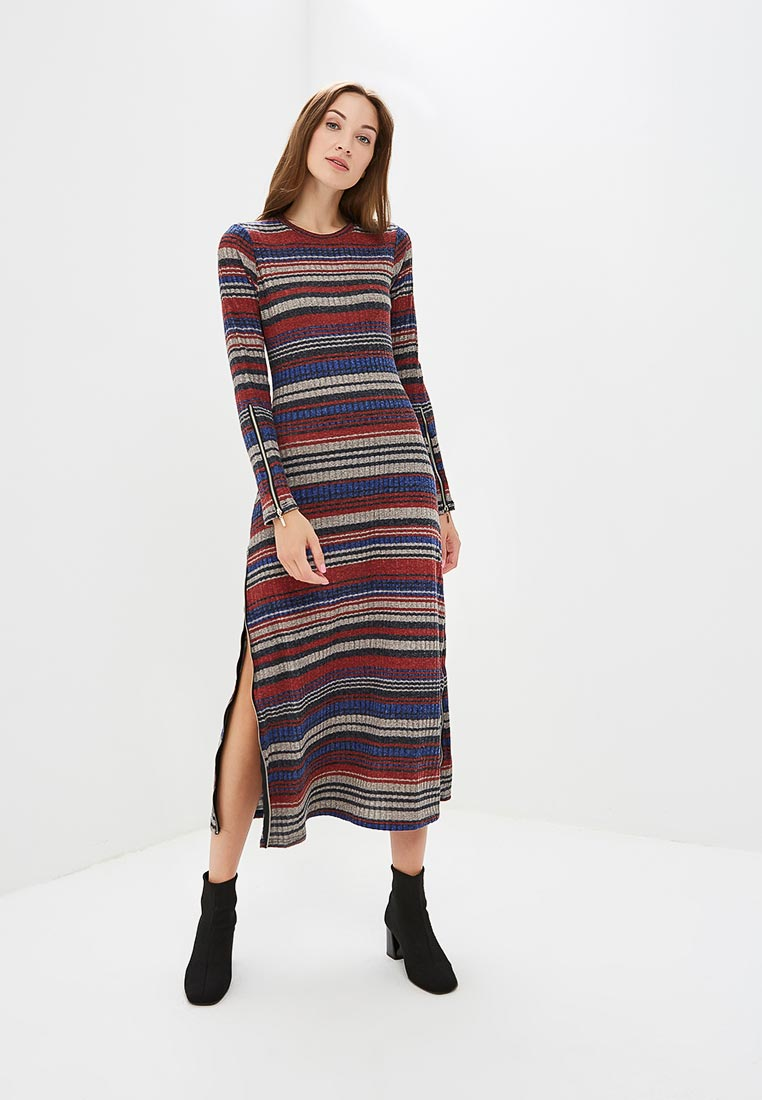 Вязаное платье ChilliWine D17B