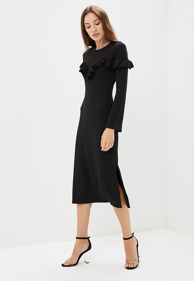 Вязаное платье ChilliWine D8B