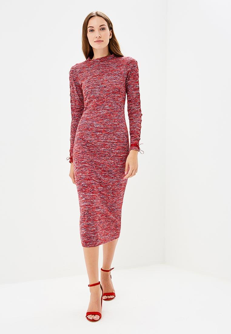 Вязаное платье ChilliWine D9B