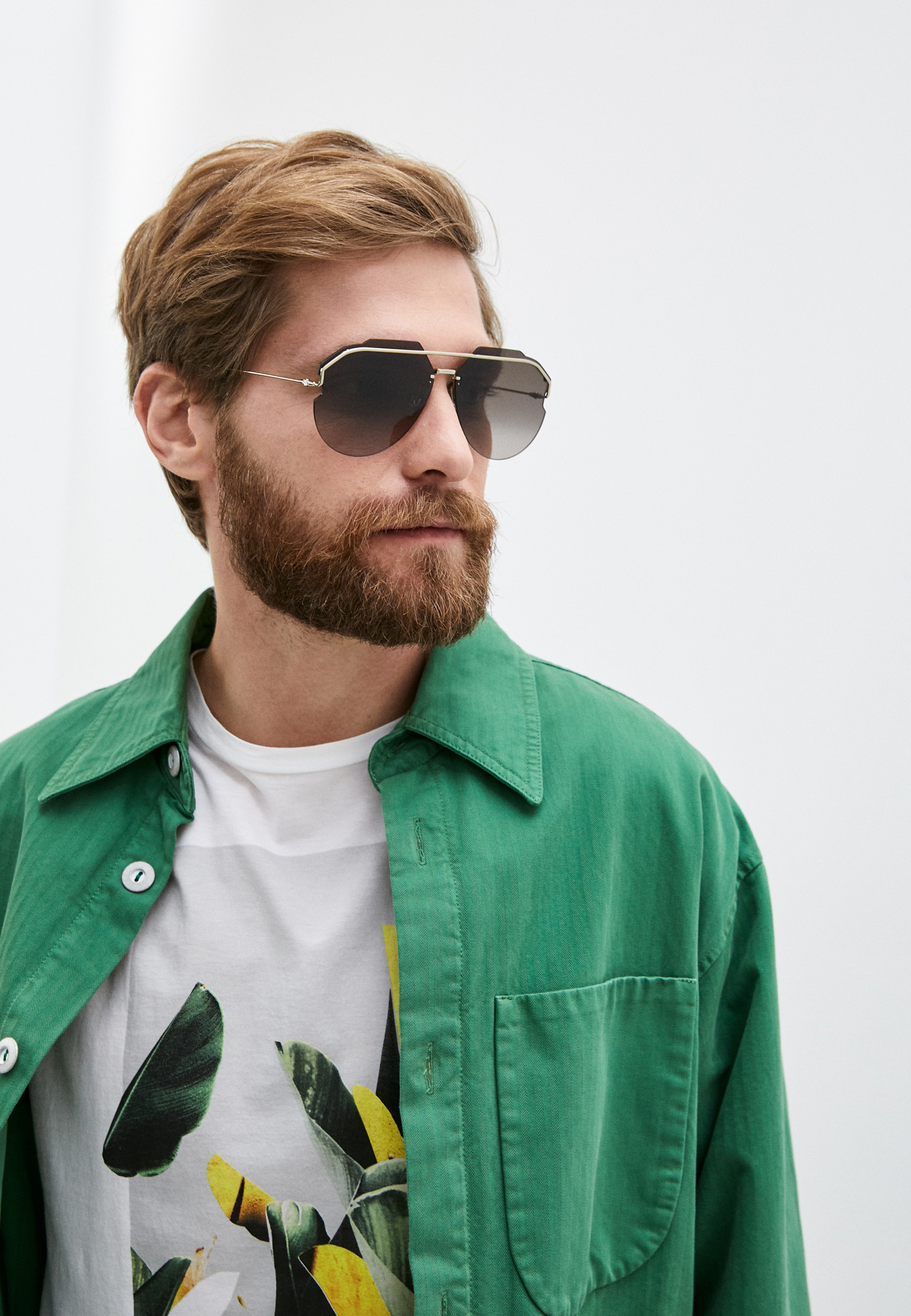 Мужские солнцезащитные очки Christian Dior Homme ANDIORID