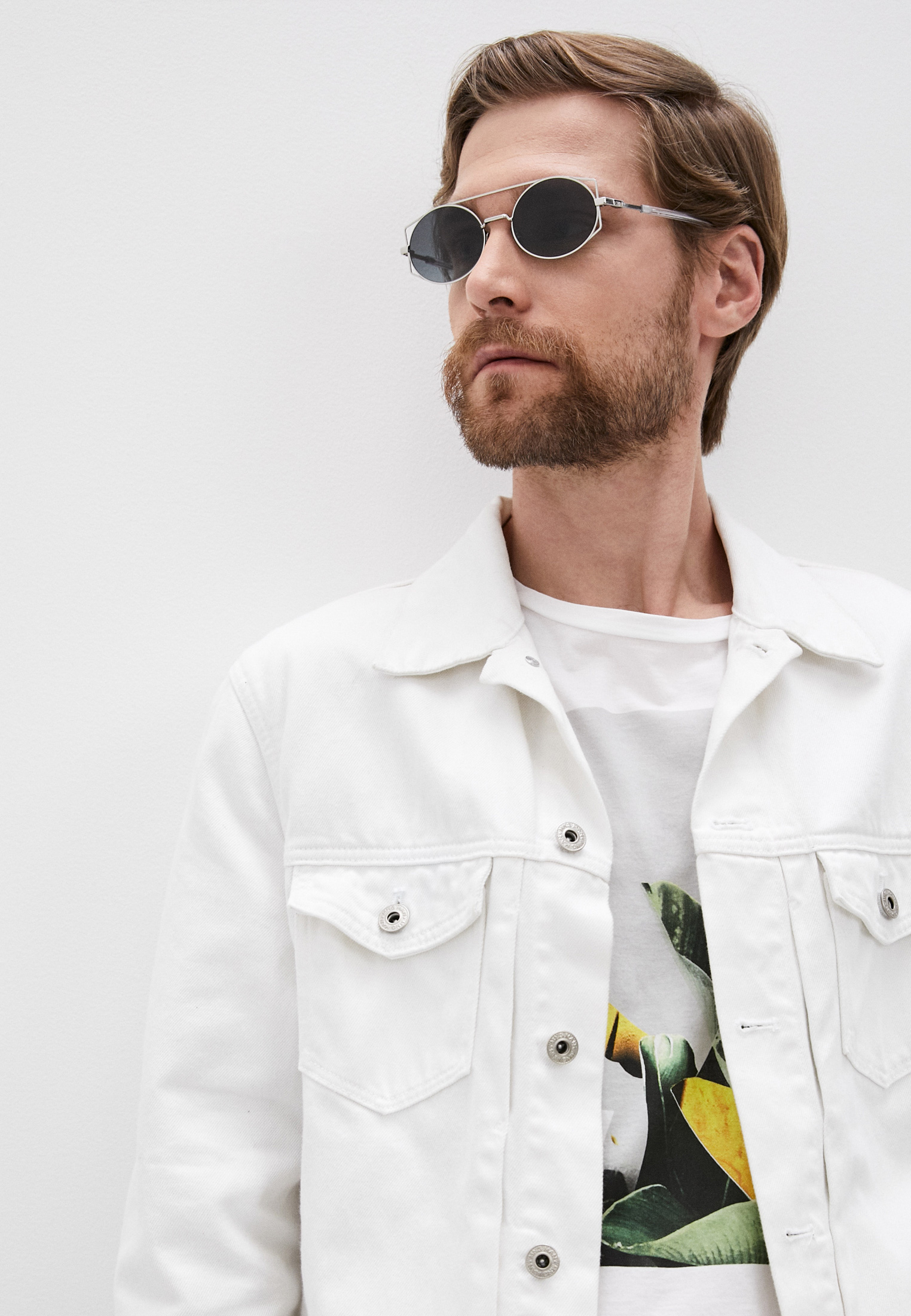 Мужские солнцезащитные очки Christian Dior Homme ARCHITECTURAL: изображение 6