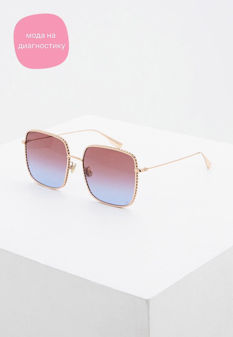 Женские солнцезащитные очки Christian Dior (Кристиан Диор) DIORBYDIOR3F: изображение 7