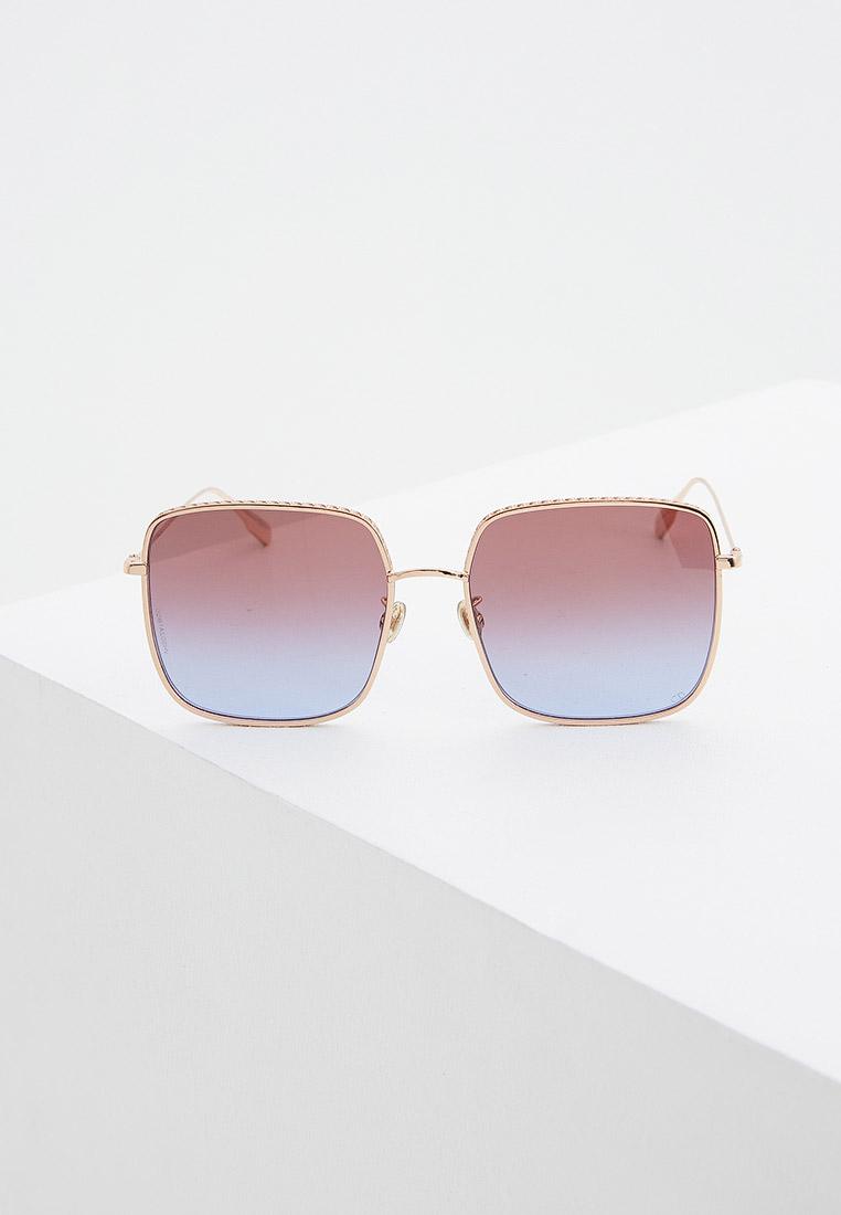 Женские солнцезащитные очки Christian Dior (Кристиан Диор) DIORBYDIOR3F: изображение 9