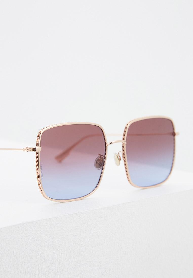 Женские солнцезащитные очки Christian Dior (Кристиан Диор) DIORBYDIOR3F: изображение 11