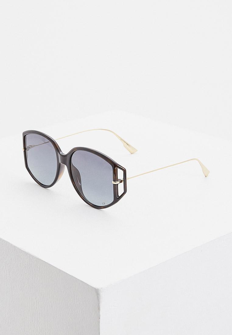 Женские солнцезащитные очки Christian Dior (Кристиан Диор) DIORDIRECTION2: изображение 3
