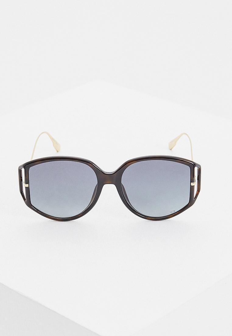 Женские солнцезащитные очки Christian Dior (Кристиан Диор) DIORDIRECTION2: изображение 4