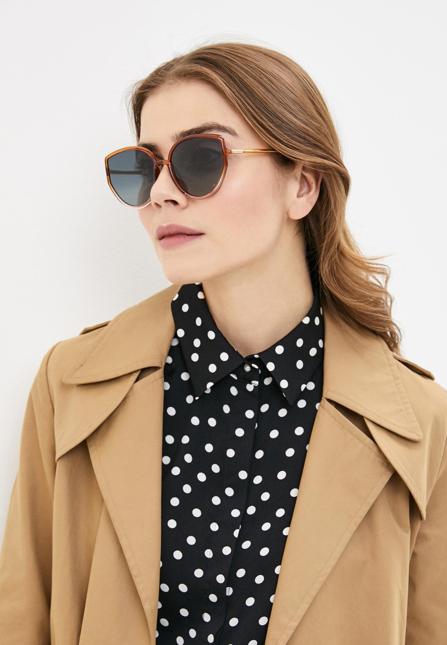Женские солнцезащитные очки Christian Dior (Кристиан Диор) SOSTELLAIRE4: изображение 6