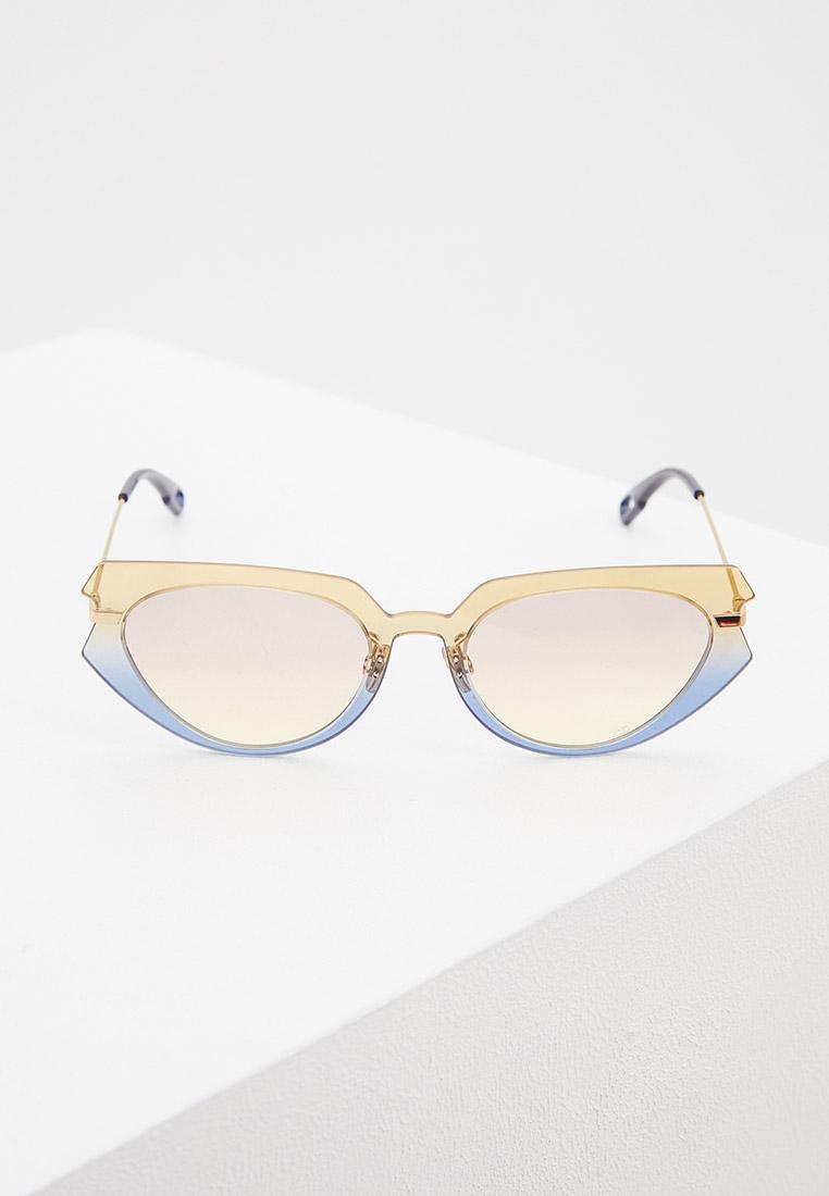 Женские солнцезащитные очки Christian Dior (Кристиан Диор) DIORATTITUDE2: изображение 2
