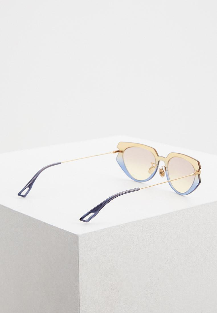 Женские солнцезащитные очки Christian Dior (Кристиан Диор) DIORATTITUDE2: изображение 3