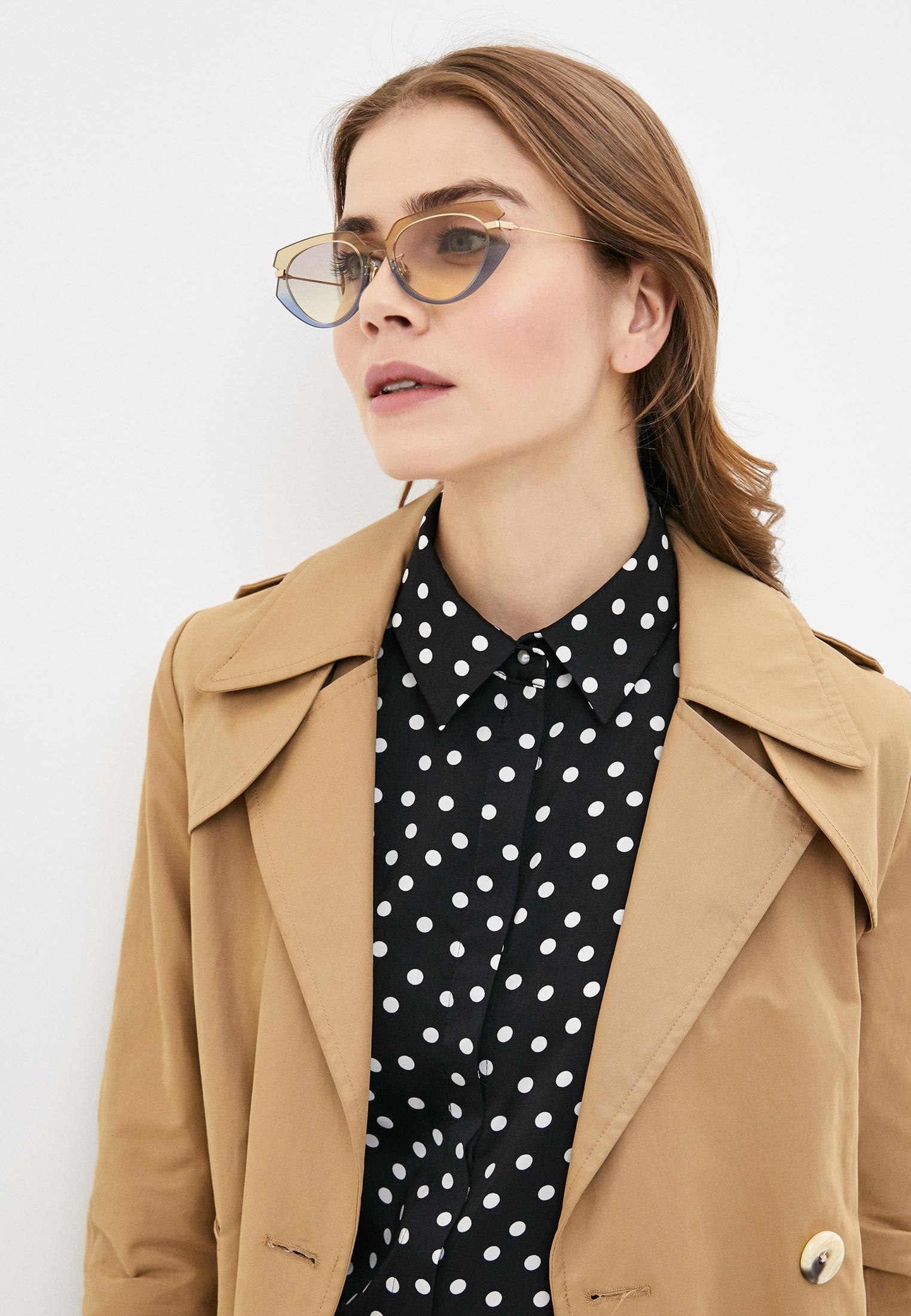 Женские солнцезащитные очки Christian Dior (Кристиан Диор) DIORATTITUDE2: изображение 6