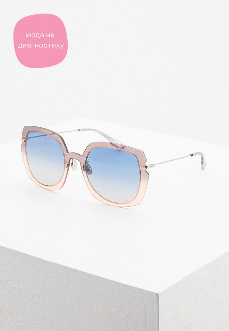 Женские солнцезащитные очки Christian Dior (Кристиан Диор) DIORATTITUDE1: изображение 2